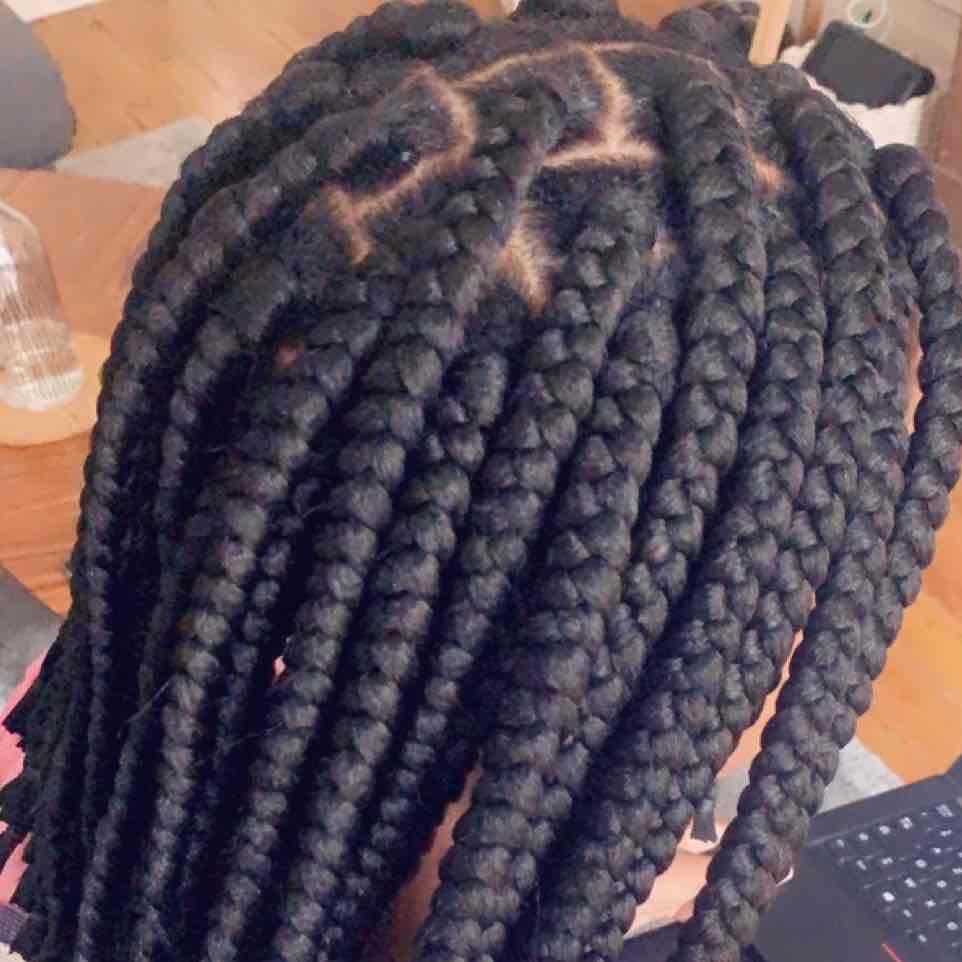 salon de coiffure afro tresse tresses box braids crochet braids vanilles tissages paris 75 77 78 91 92 93 94 95 GRANHFFE