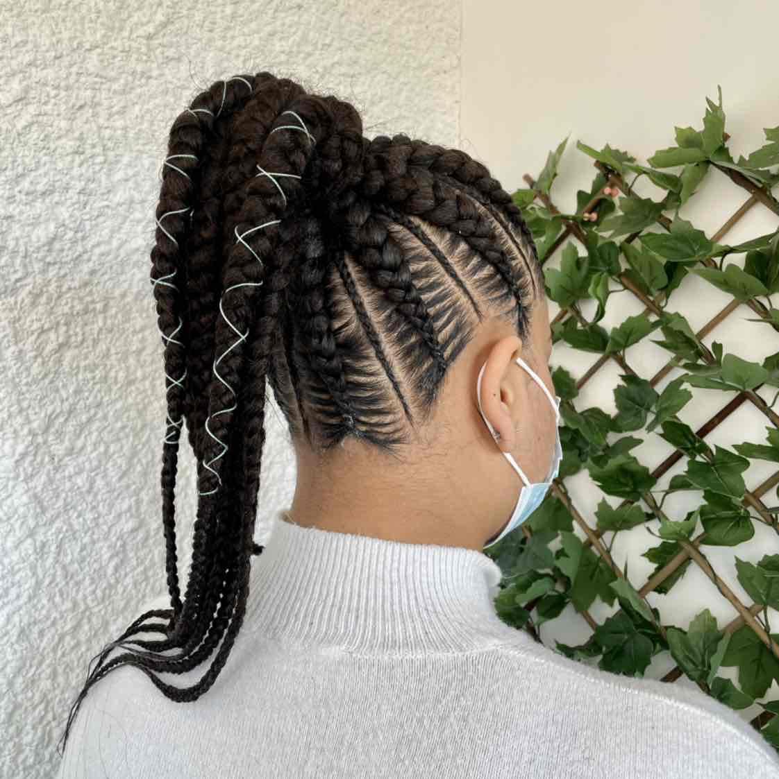salon de coiffure afro tresse tresses box braids crochet braids vanilles tissages paris 75 77 78 91 92 93 94 95 PTYGINMF