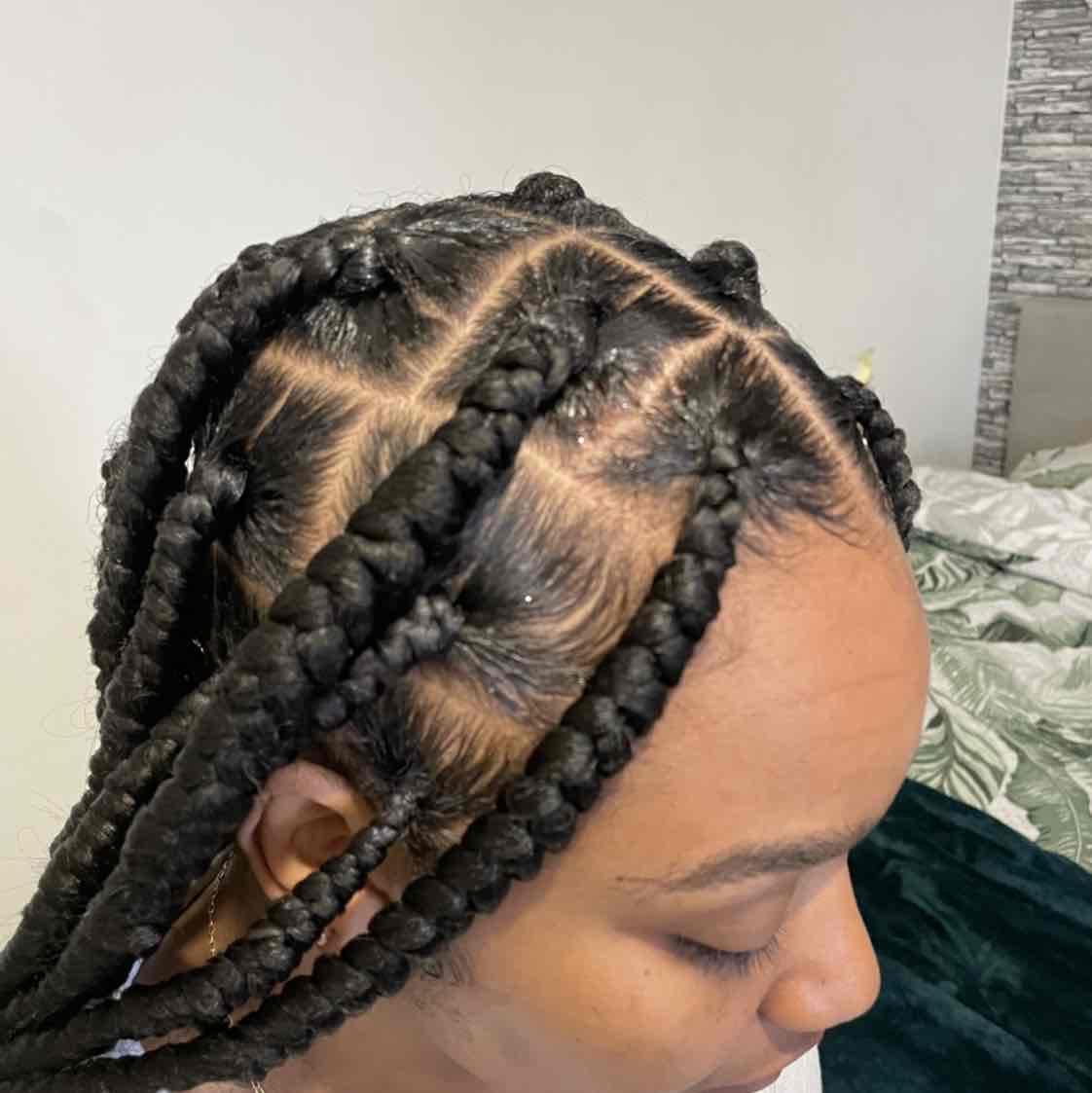 salon de coiffure afro tresse tresses box braids crochet braids vanilles tissages paris 75 77 78 91 92 93 94 95 QVFMCHWW