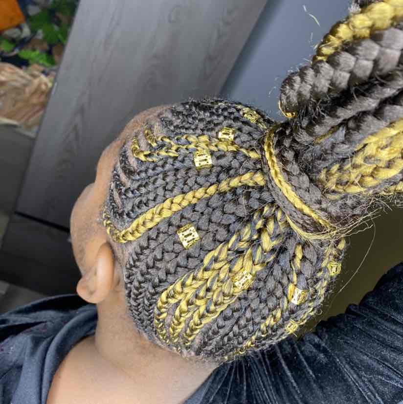 salon de coiffure afro tresse tresses box braids crochet braids vanilles tissages paris 75 77 78 91 92 93 94 95 KXZNYYLE