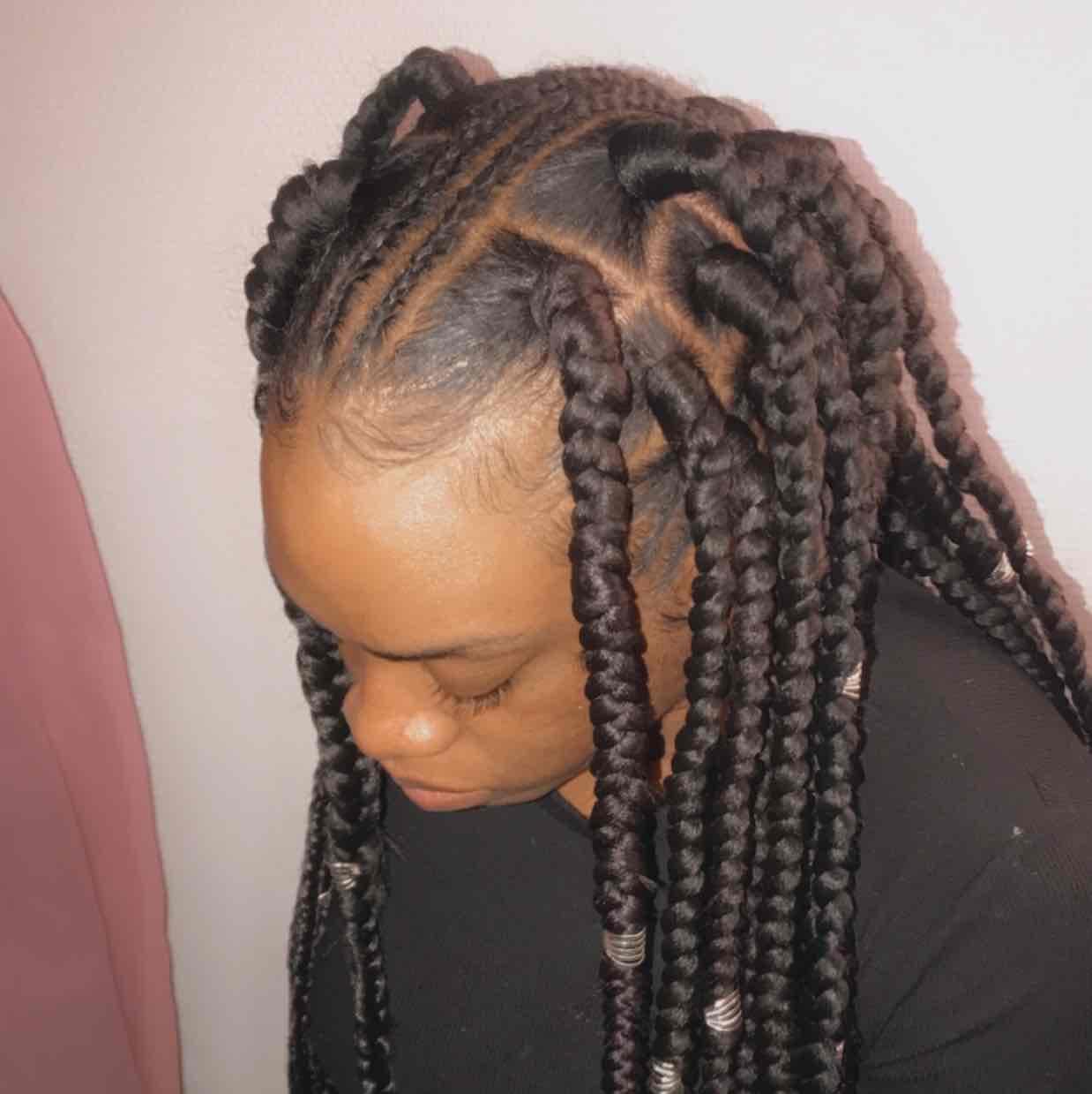 salon de coiffure afro tresse tresses box braids crochet braids vanilles tissages paris 75 77 78 91 92 93 94 95 IQBXLCER