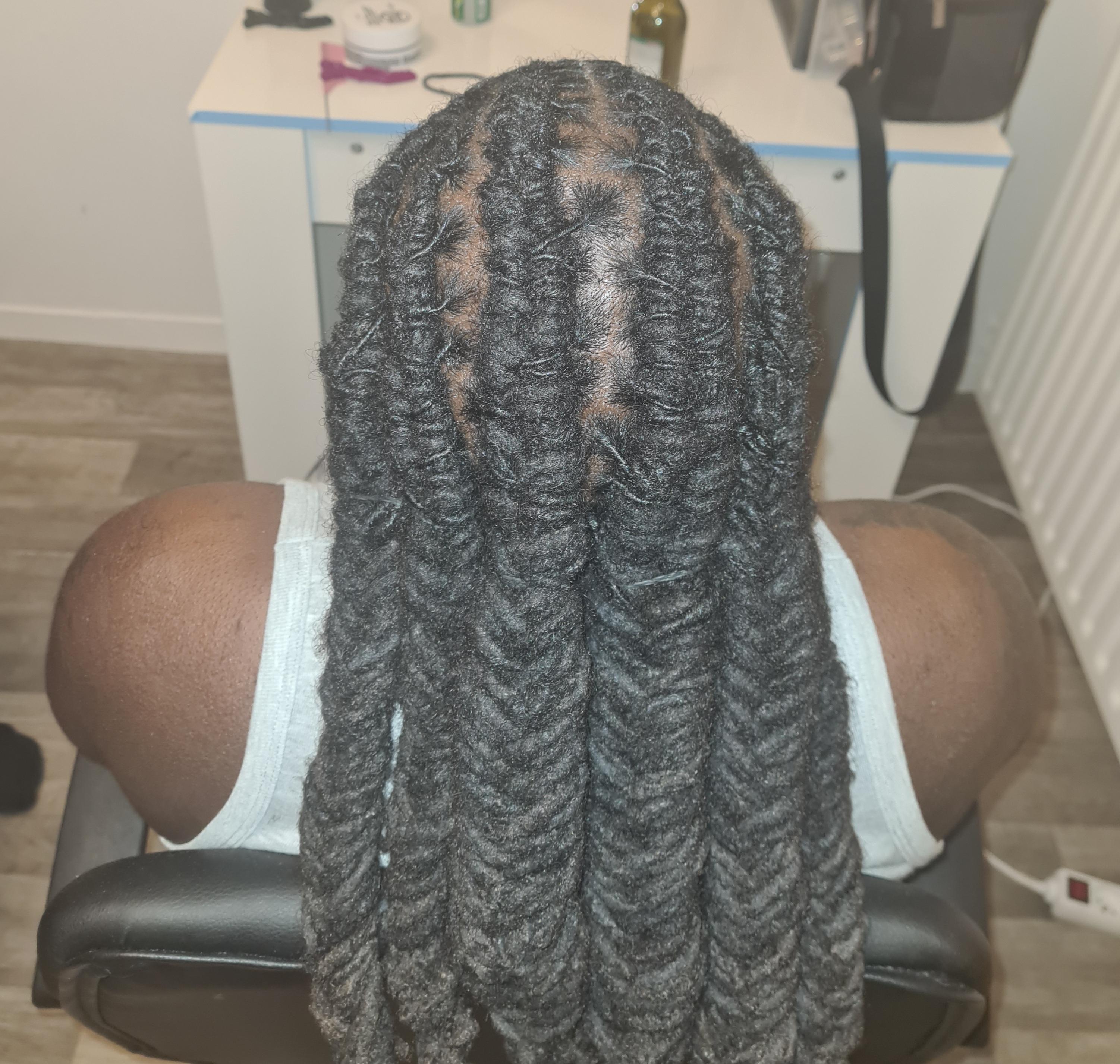 salon de coiffure afro tresse tresses box braids crochet braids vanilles tissages paris 75 77 78 91 92 93 94 95 TSKYKAVK