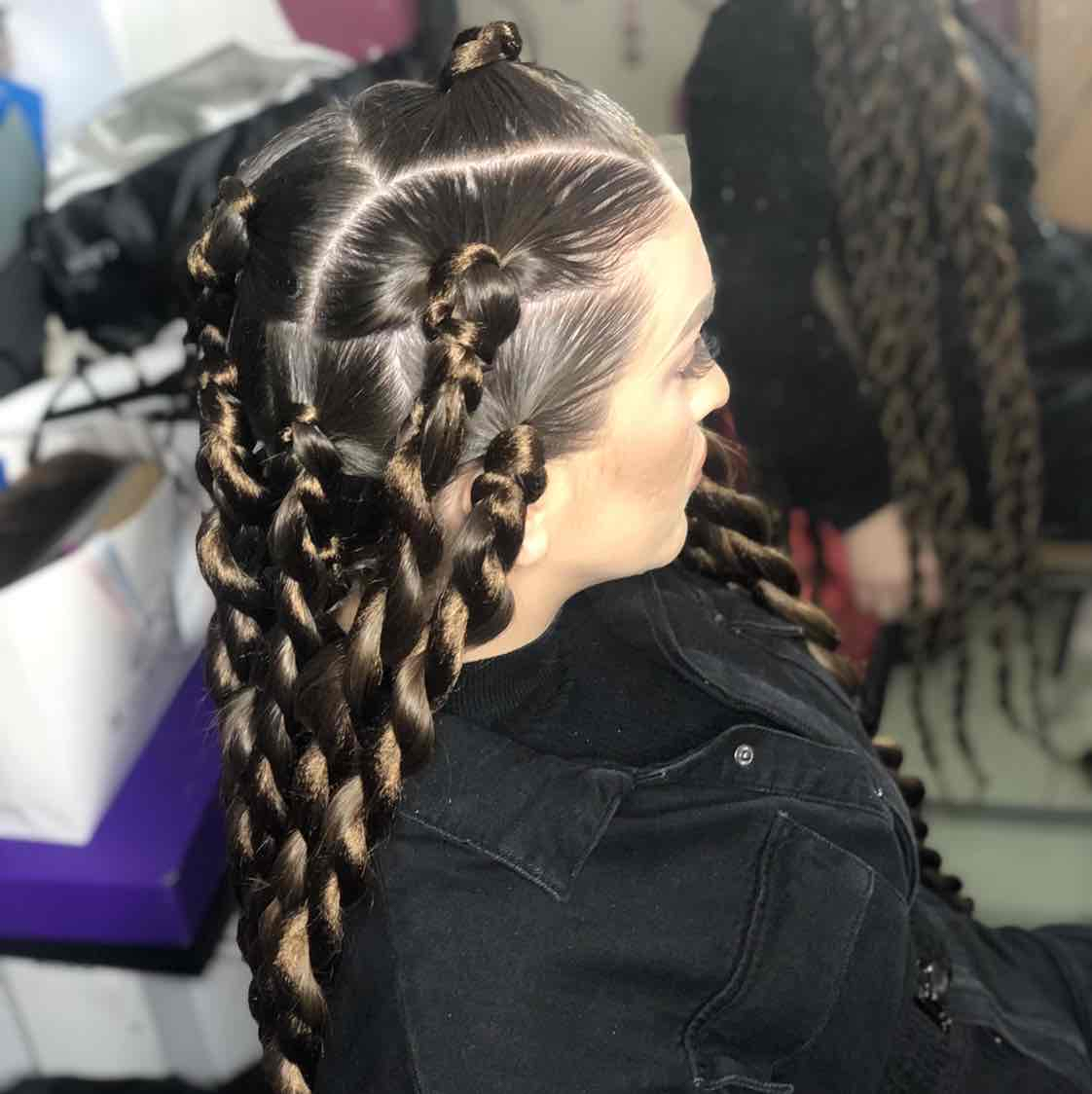salon de coiffure afro tresse tresses box braids crochet braids vanilles tissages paris 75 77 78 91 92 93 94 95 XMHCIESM