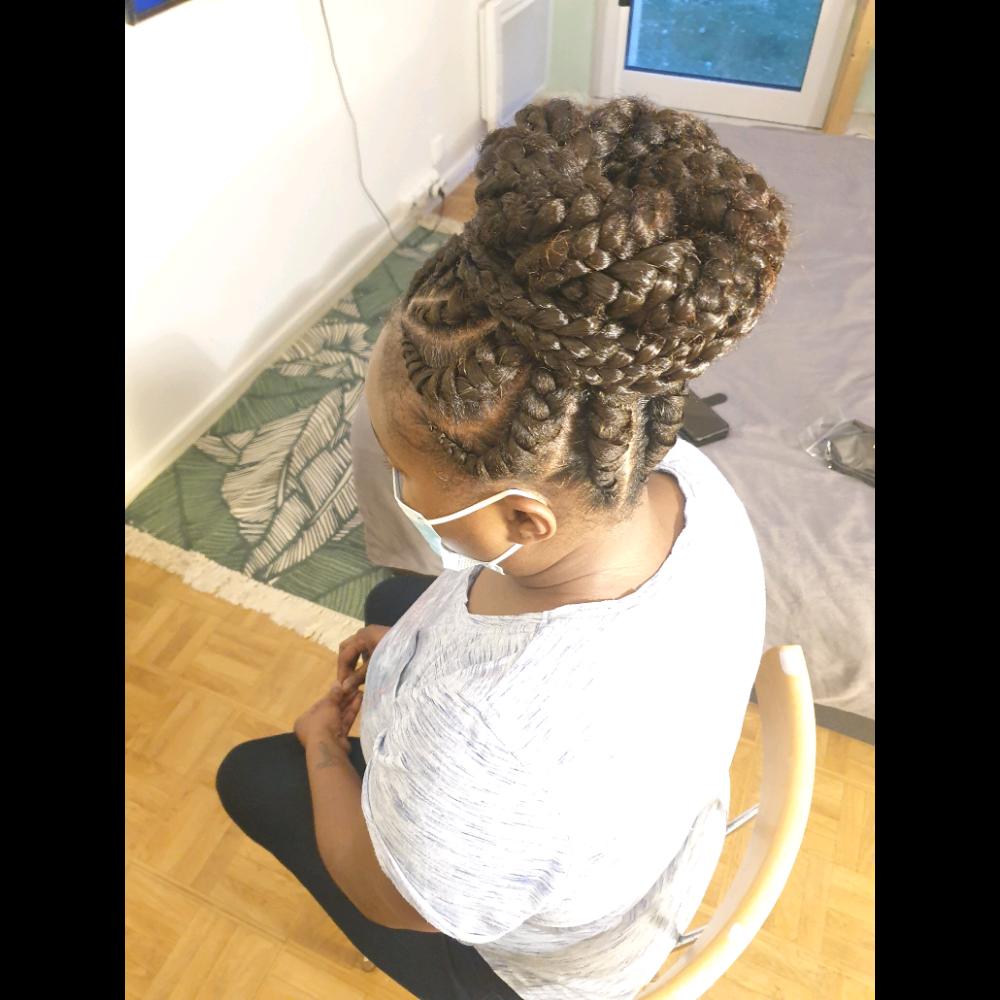 salon de coiffure afro tresse tresses box braids crochet braids vanilles tissages paris 75 77 78 91 92 93 94 95 ZZKEQTHF