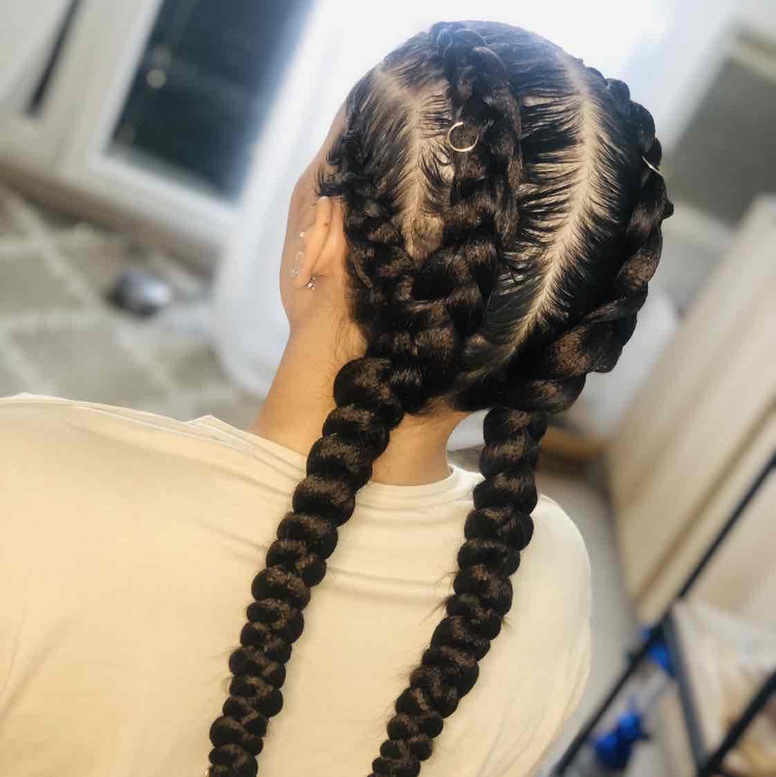 salon de coiffure afro tresse tresses box braids crochet braids vanilles tissages paris 75 77 78 91 92 93 94 95 FJUZPECX
