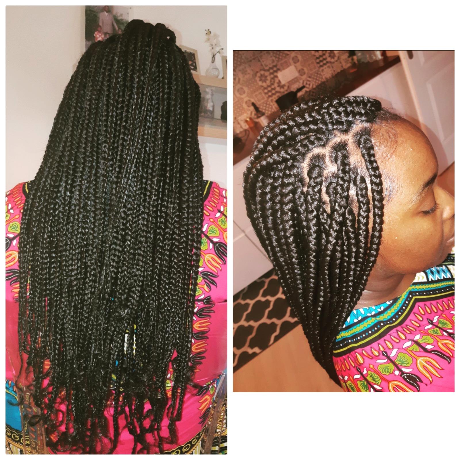 salon de coiffure afro tresse tresses box braids crochet braids vanilles tissages paris 75 77 78 91 92 93 94 95 RQBMGKLS