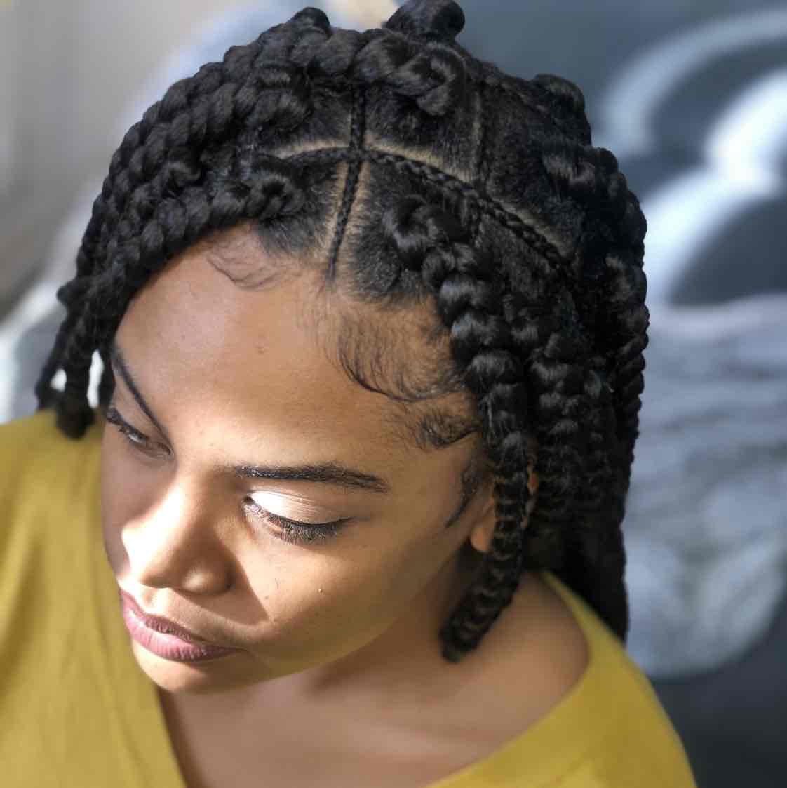 salon de coiffure afro tresse tresses box braids crochet braids vanilles tissages paris 75 77 78 91 92 93 94 95 XQVTOWSL