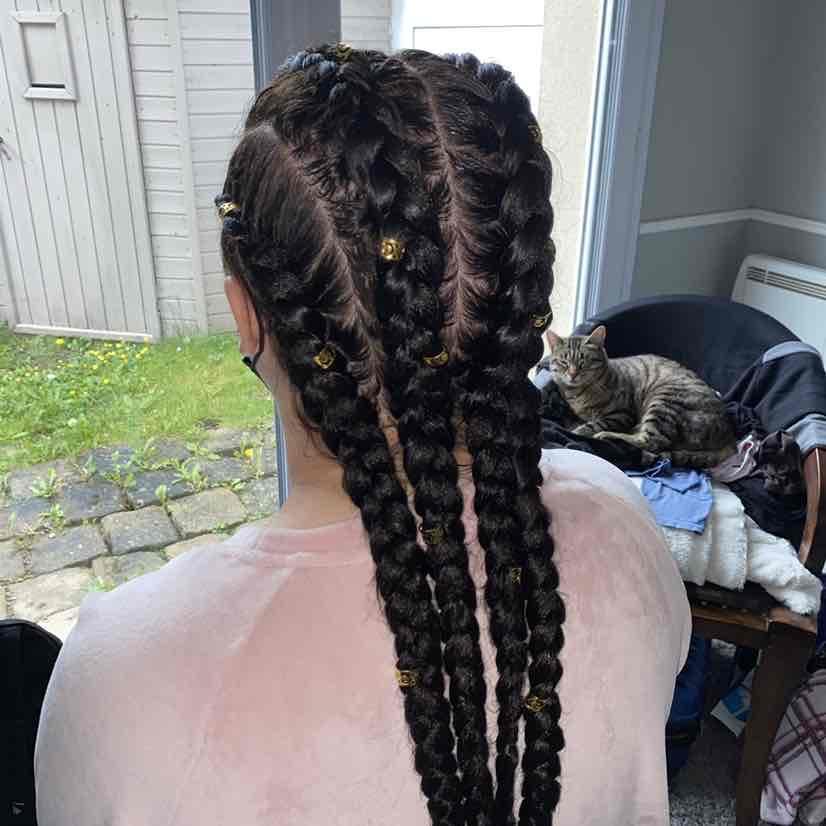 salon de coiffure afro tresse tresses box braids crochet braids vanilles tissages paris 75 77 78 91 92 93 94 95 LCULQLEO