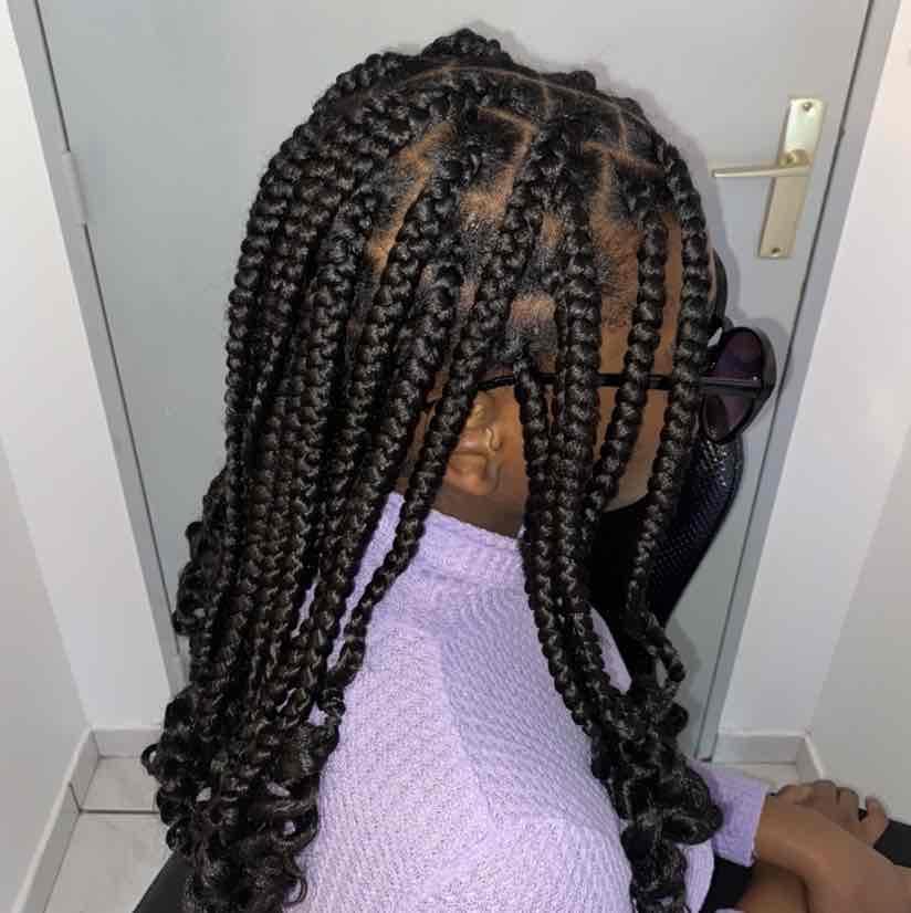 salon de coiffure afro tresse tresses box braids crochet braids vanilles tissages paris 75 77 78 91 92 93 94 95 WOOQLAOR