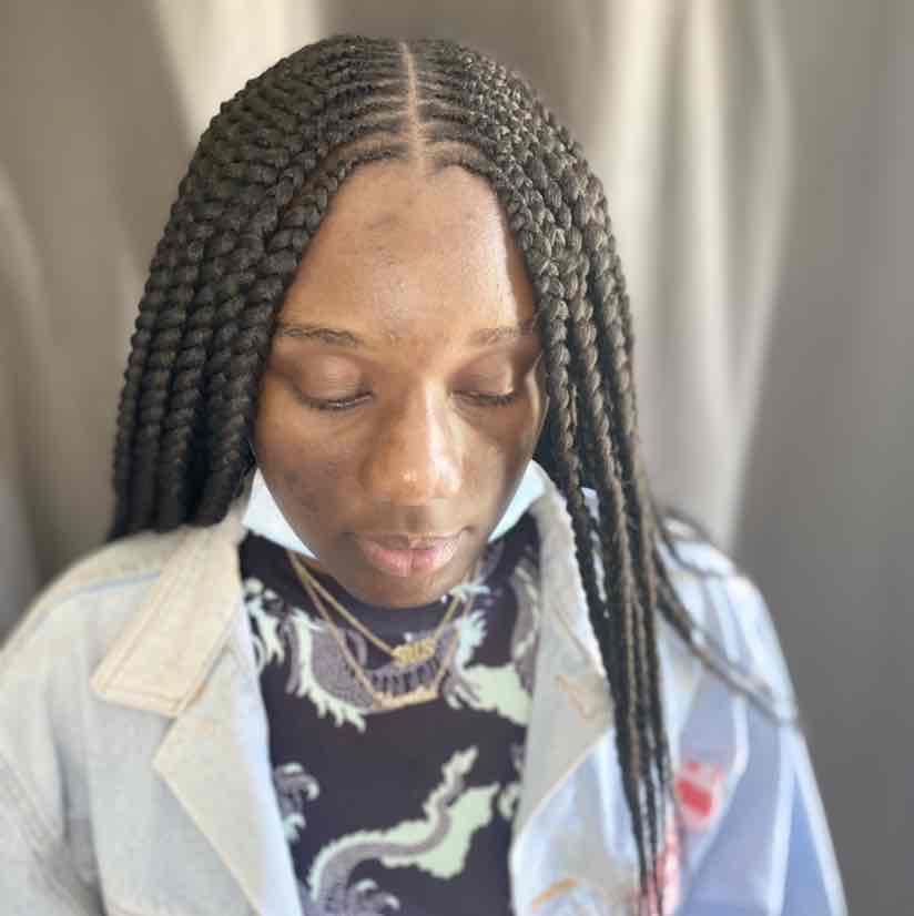 salon de coiffure afro tresse tresses box braids crochet braids vanilles tissages paris 75 77 78 91 92 93 94 95 TXMXXQBW