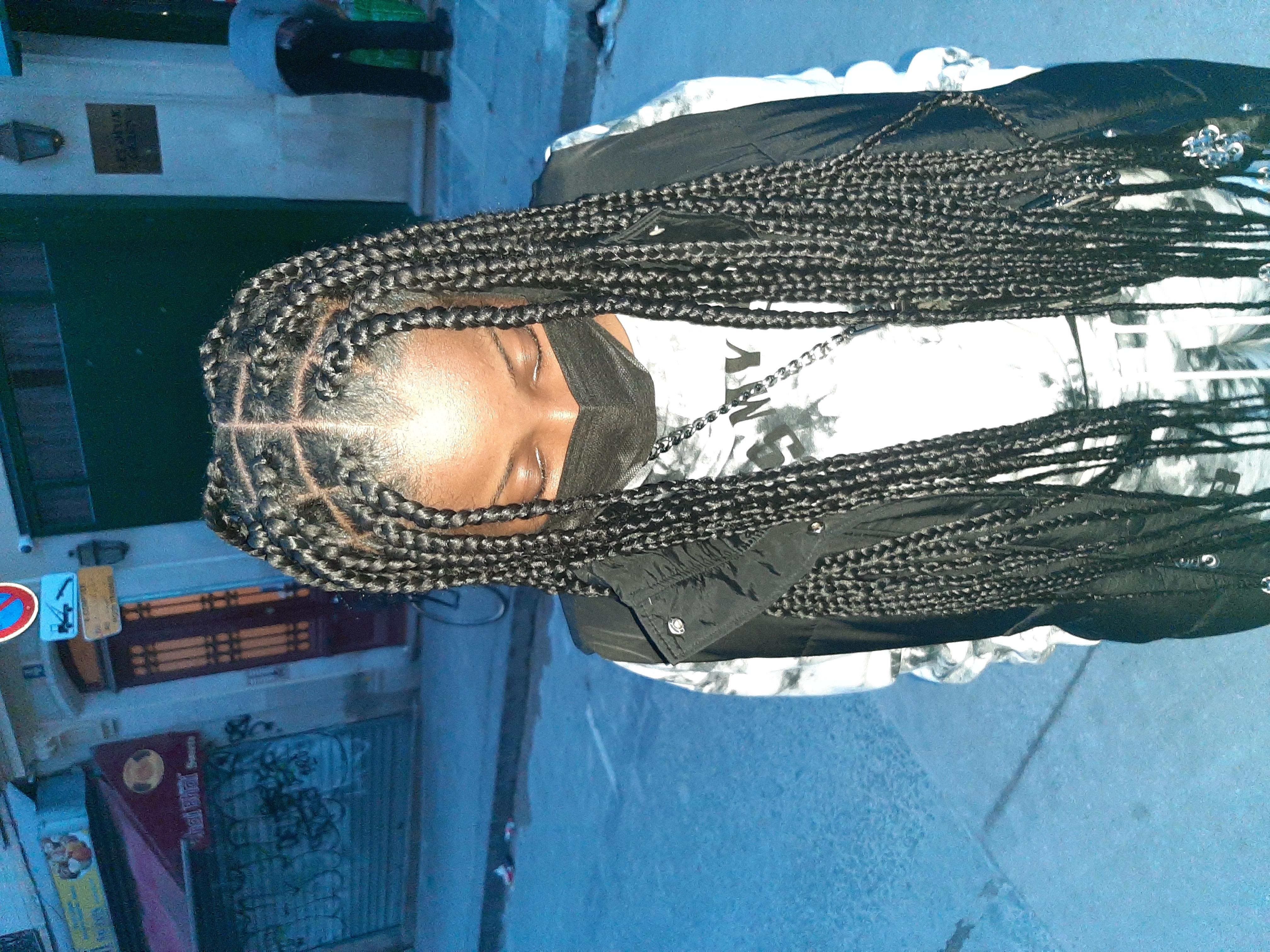 salon de coiffure afro tresse tresses box braids crochet braids vanilles tissages paris 75 77 78 91 92 93 94 95 EZUSFCTW