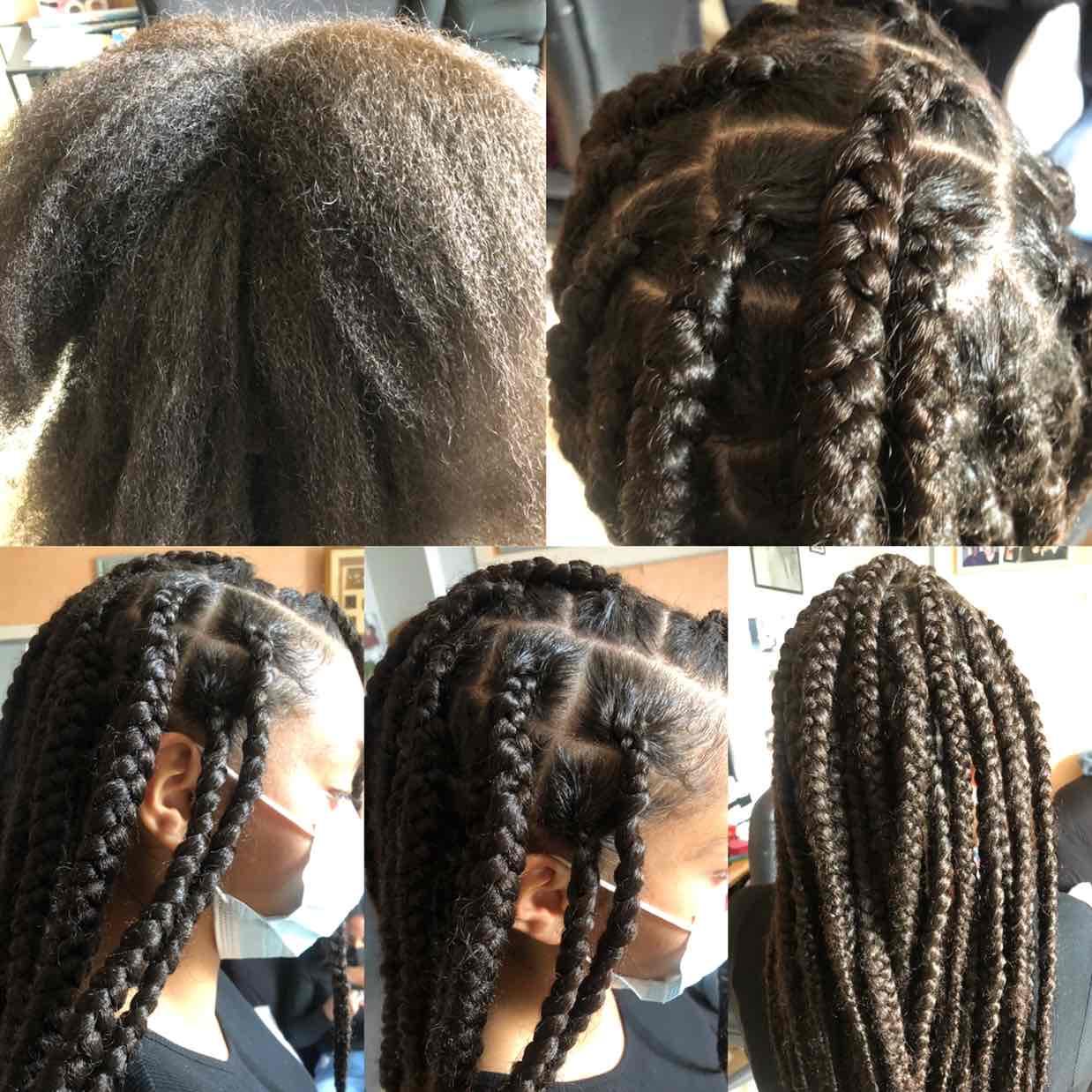salon de coiffure afro tresse tresses box braids crochet braids vanilles tissages paris 75 77 78 91 92 93 94 95 JOJRUEVU