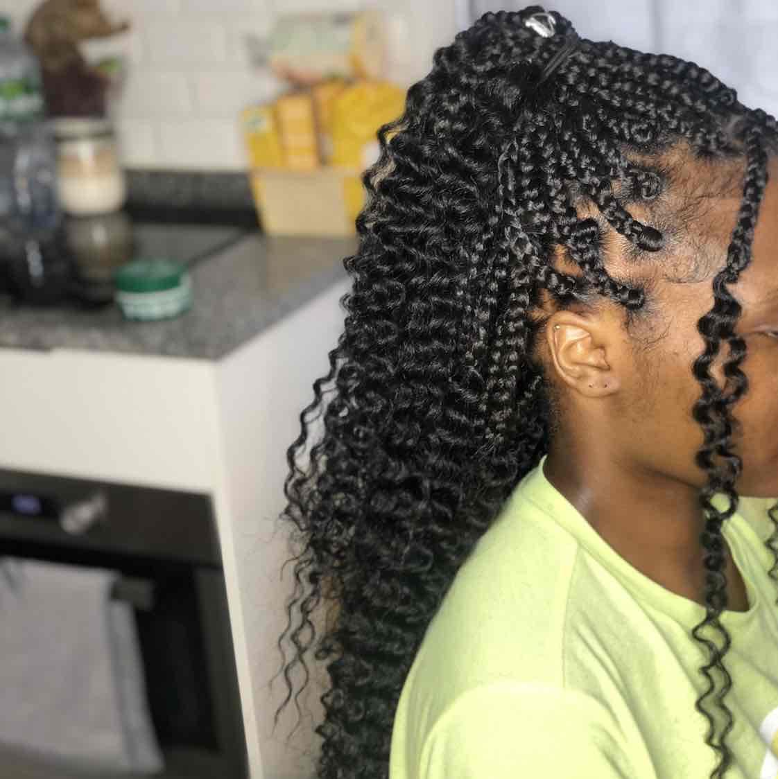 salon de coiffure afro tresse tresses box braids crochet braids vanilles tissages paris 75 77 78 91 92 93 94 95 XLRYRXEC