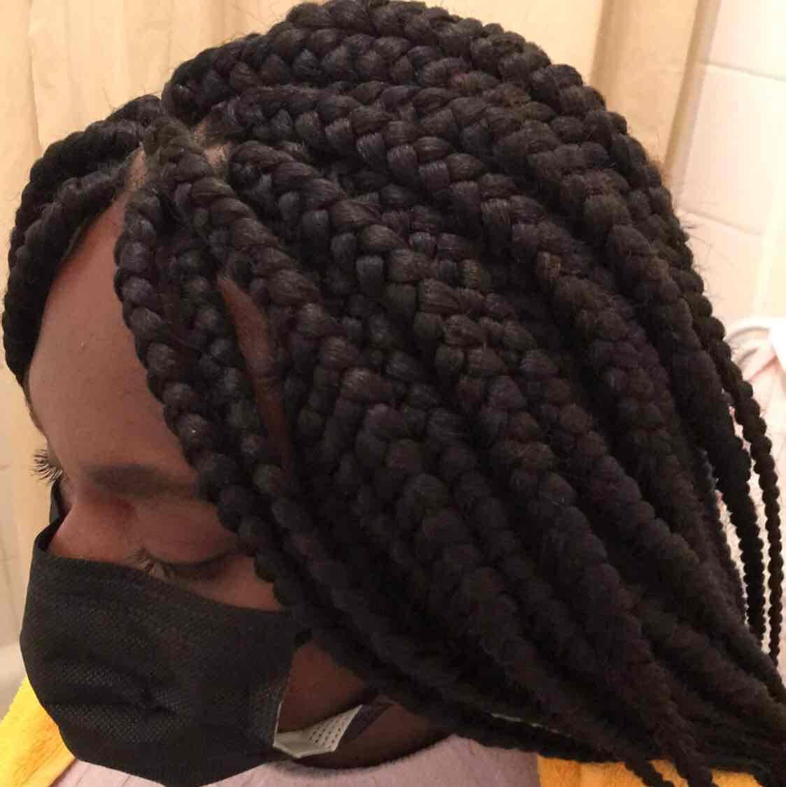 salon de coiffure afro tresse tresses box braids crochet braids vanilles tissages paris 75 77 78 91 92 93 94 95 DUTKZEUM