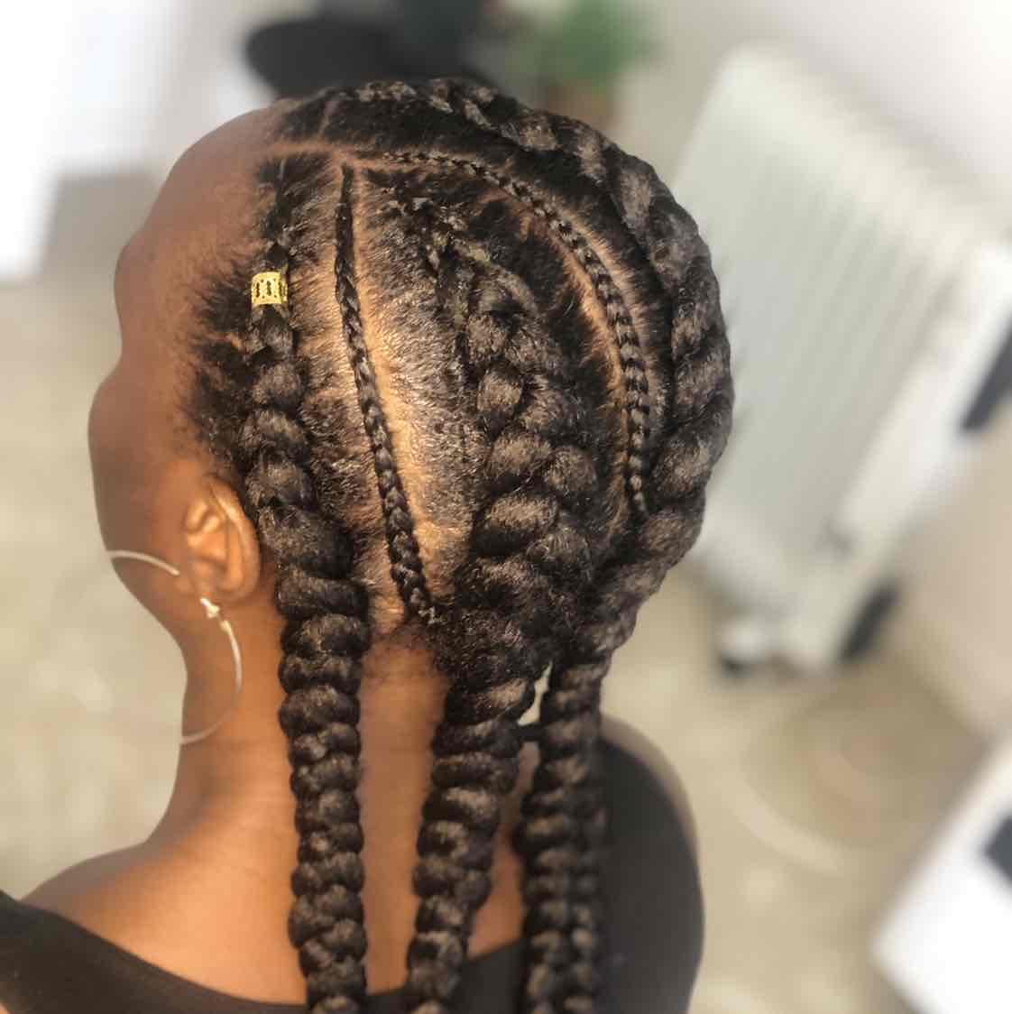 salon de coiffure afro tresse tresses box braids crochet braids vanilles tissages paris 75 77 78 91 92 93 94 95 OHUDPKNX