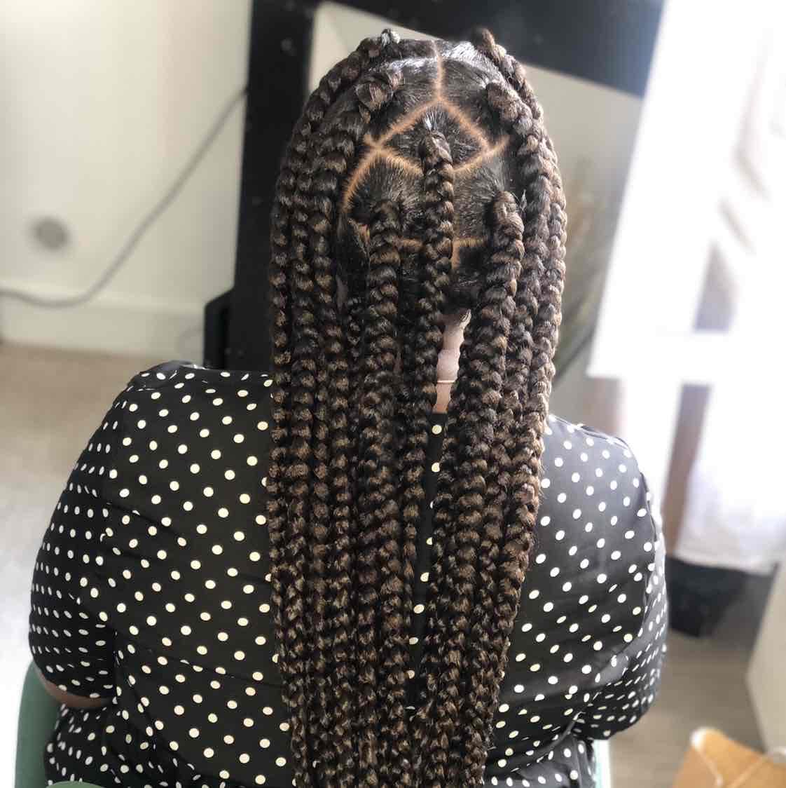 salon de coiffure afro tresse tresses box braids crochet braids vanilles tissages paris 75 77 78 91 92 93 94 95 KHYAHVMS