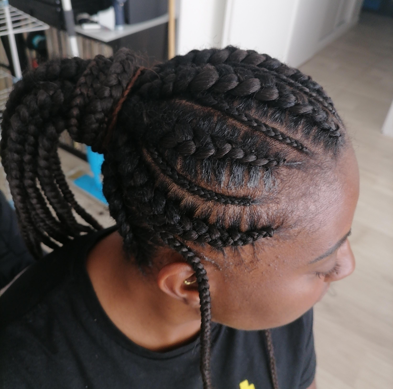 salon de coiffure afro tresse tresses box braids crochet braids vanilles tissages paris 75 77 78 91 92 93 94 95 ZIETUWOL