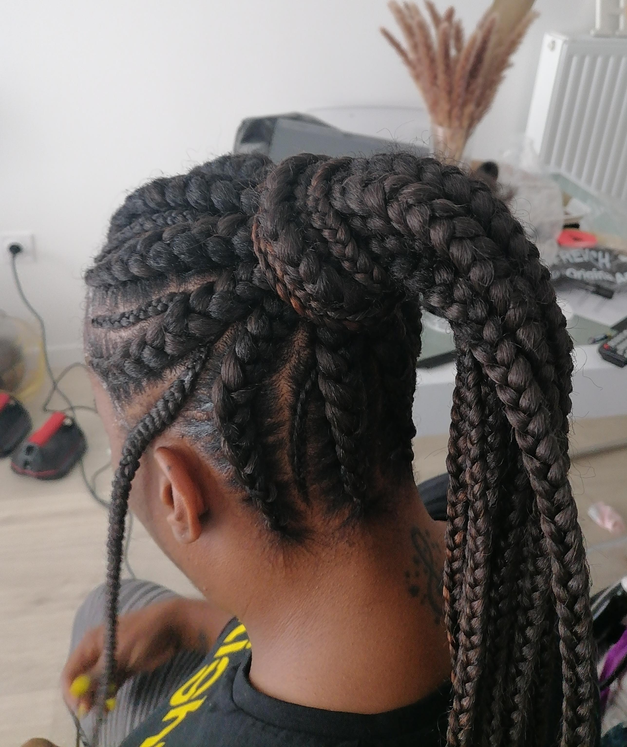 salon de coiffure afro tresse tresses box braids crochet braids vanilles tissages paris 75 77 78 91 92 93 94 95 TYPGUWTG