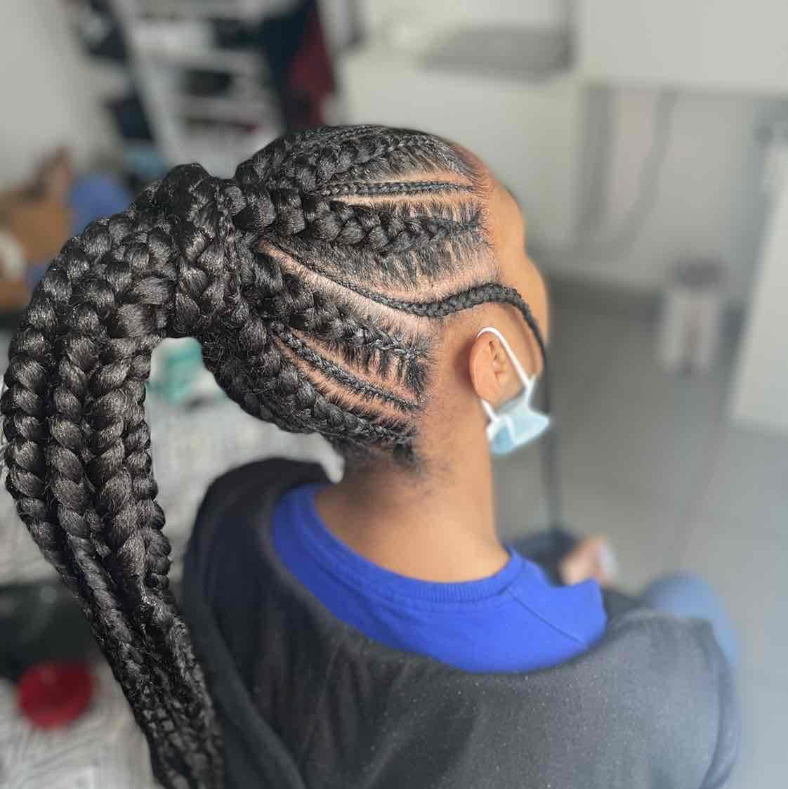 salon de coiffure afro tresse tresses box braids crochet braids vanilles tissages paris 75 77 78 91 92 93 94 95 UODRQPPQ