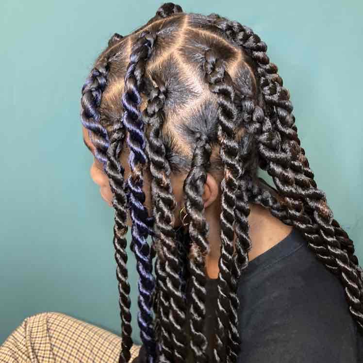 salon de coiffure afro tresse tresses box braids crochet braids vanilles tissages paris 75 77 78 91 92 93 94 95 JMMWRONI