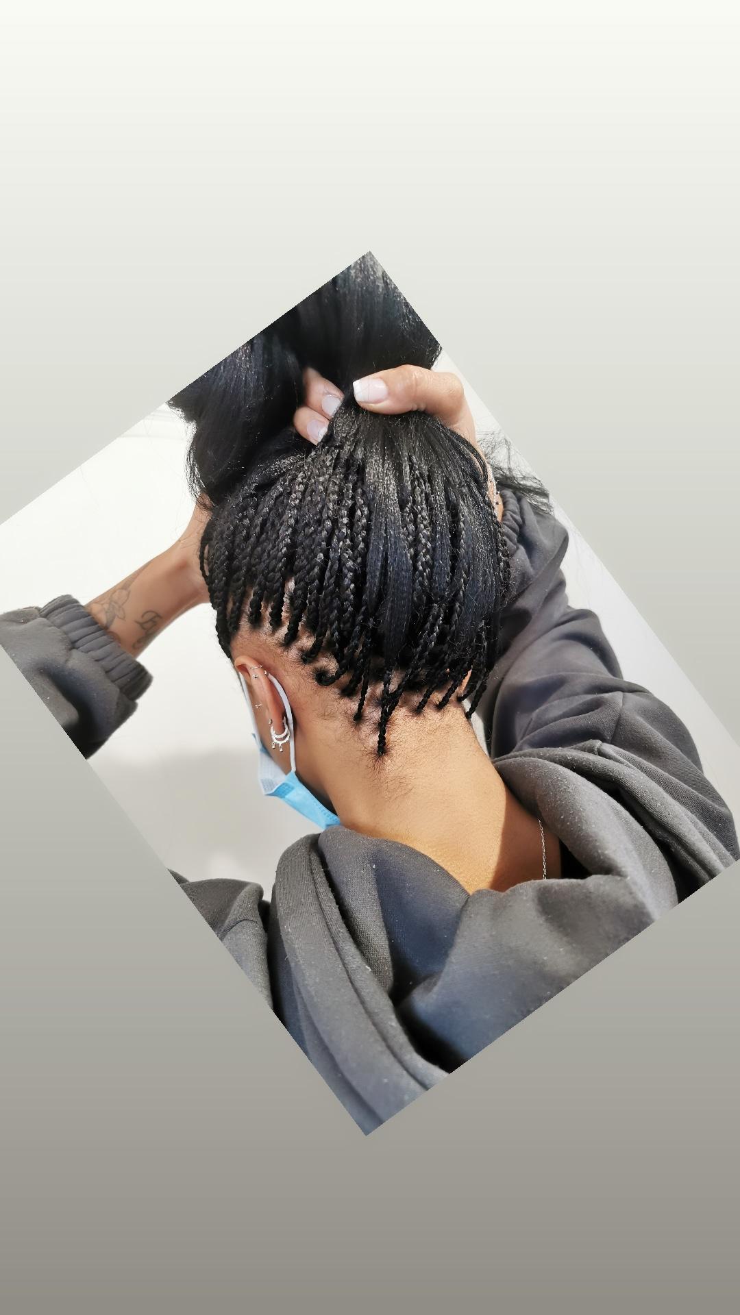 salon de coiffure afro tresse tresses box braids crochet braids vanilles tissages paris 75 77 78 91 92 93 94 95 AZUJSBLM