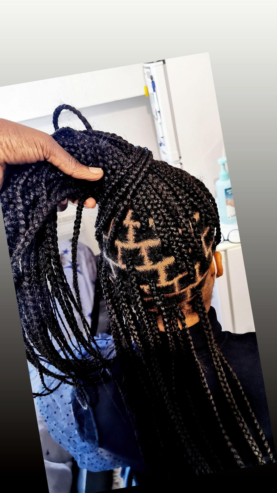 salon de coiffure afro tresse tresses box braids crochet braids vanilles tissages paris 75 77 78 91 92 93 94 95 IJCDGEZO