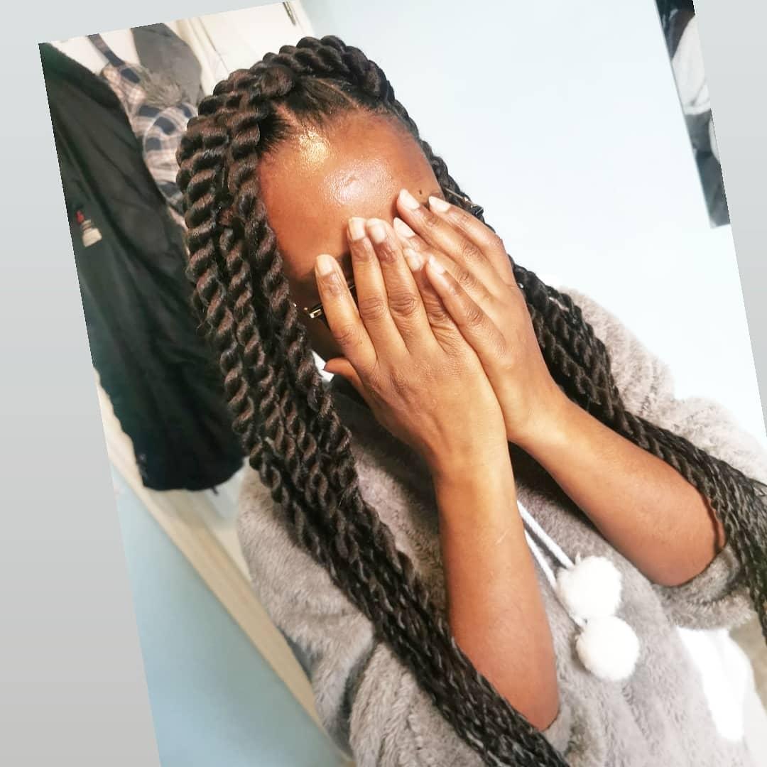 salon de coiffure afro tresse tresses box braids crochet braids vanilles tissages paris 75 77 78 91 92 93 94 95 HATBQZGD