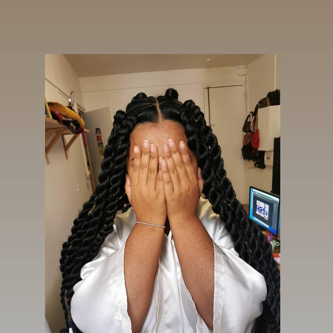 salon de coiffure afro tresse tresses box braids crochet braids vanilles tissages paris 75 77 78 91 92 93 94 95 XOILONZR