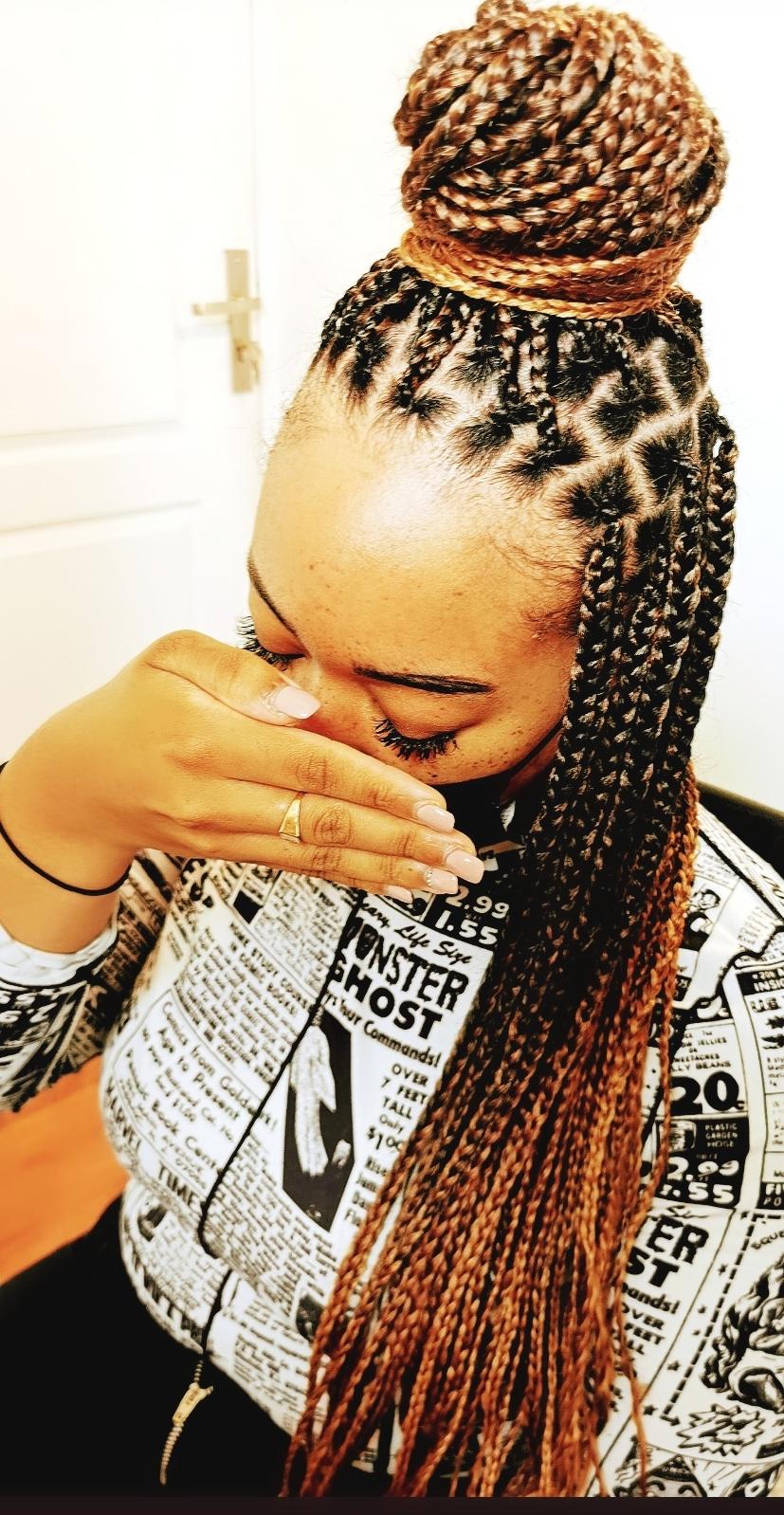 salon de coiffure afro tresse tresses box braids crochet braids vanilles tissages paris 75 77 78 91 92 93 94 95 KCSEUSNQ