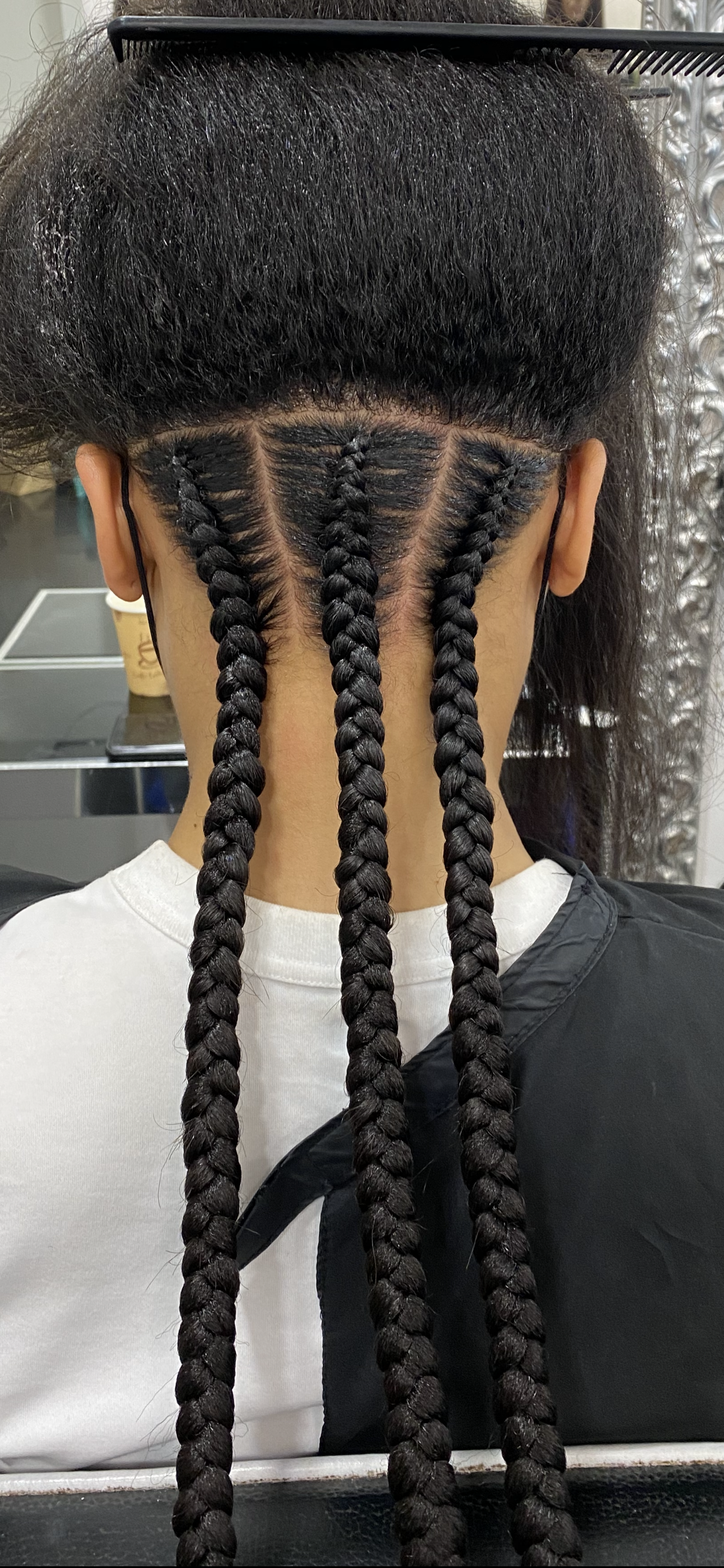 salon de coiffure afro tresse tresses box braids crochet braids vanilles tissages paris 75 77 78 91 92 93 94 95 KVOYDAET