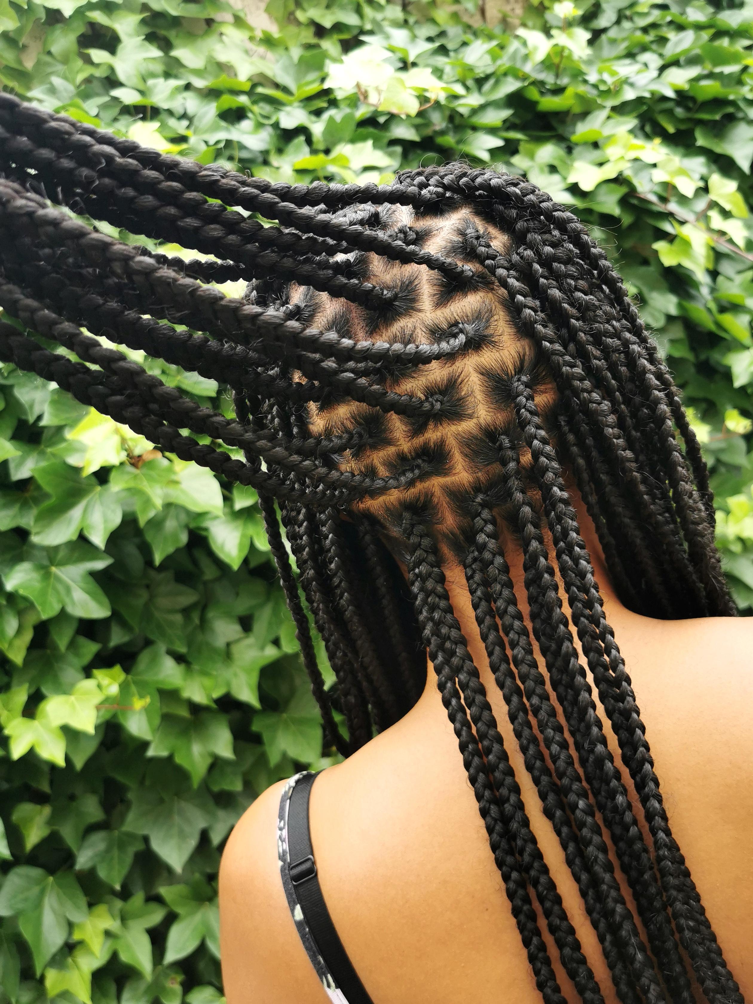 salon de coiffure afro tresse tresses box braids crochet braids vanilles tissages paris 75 77 78 91 92 93 94 95 LSYNFWFG