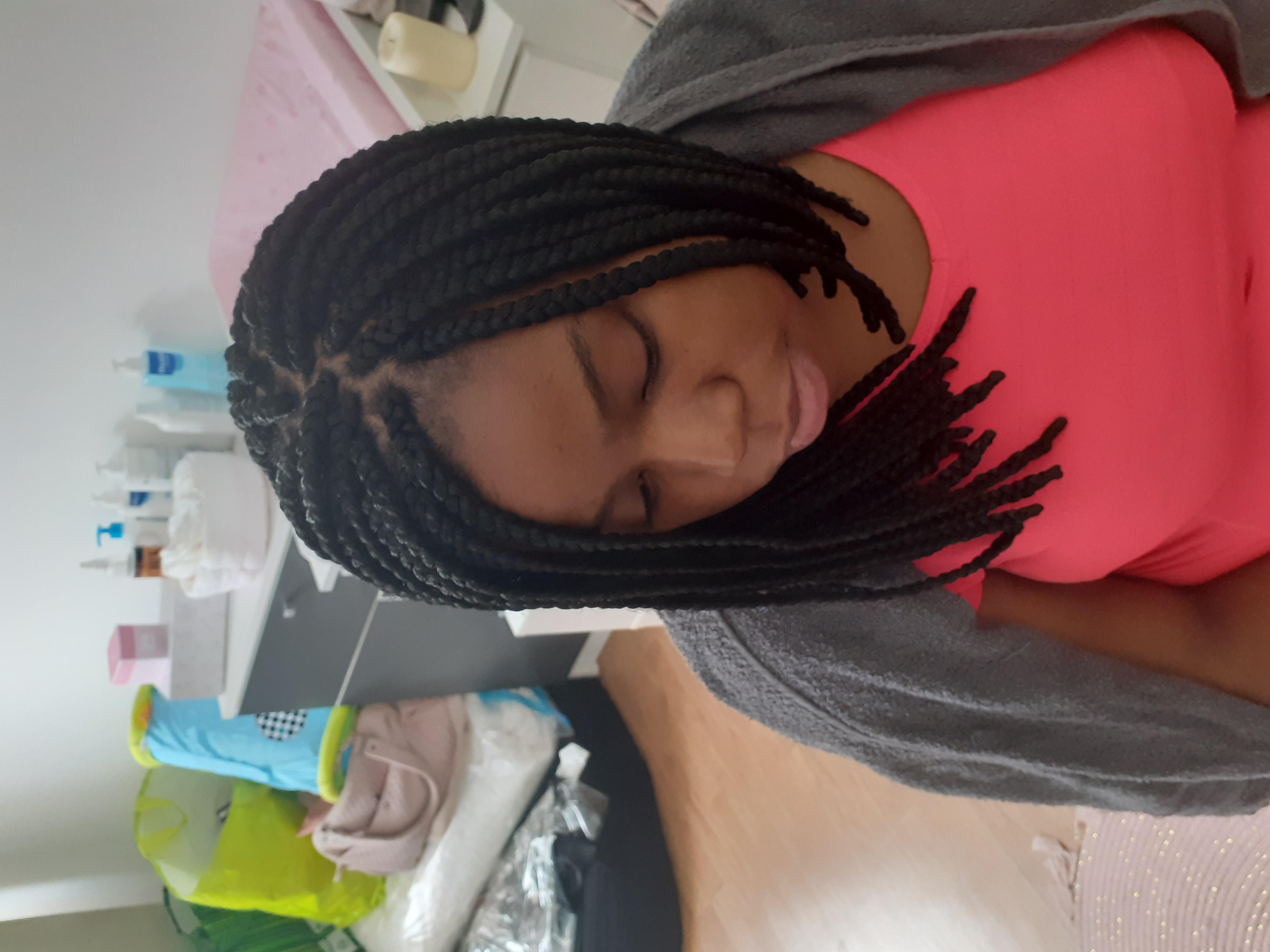 salon de coiffure afro tresse tresses box braids crochet braids vanilles tissages paris 75 77 78 91 92 93 94 95 UGJUQTFB