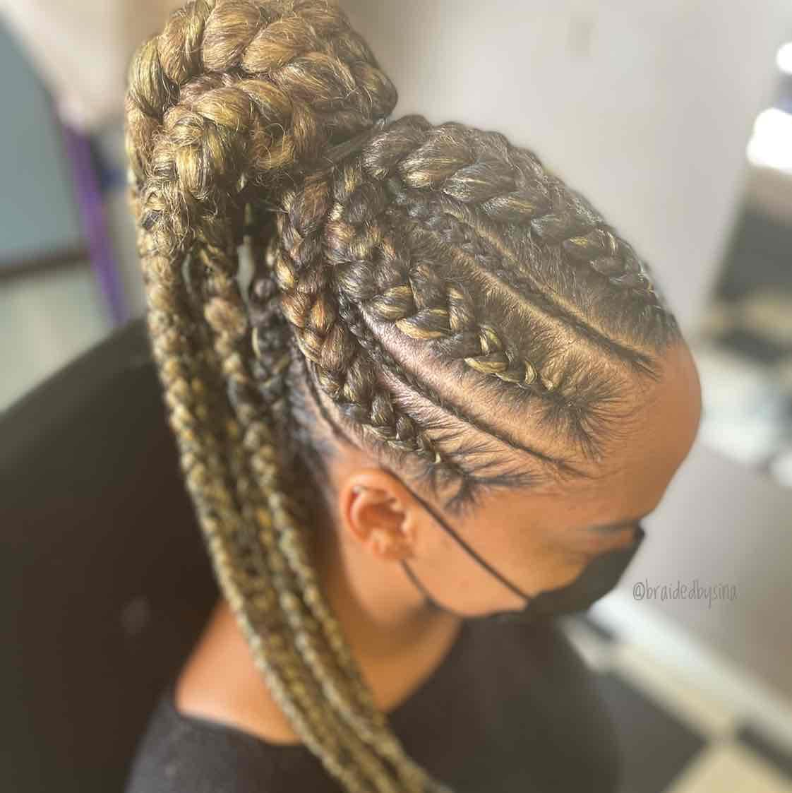 salon de coiffure afro tresse tresses box braids crochet braids vanilles tissages paris 75 77 78 91 92 93 94 95 RAIKALGF