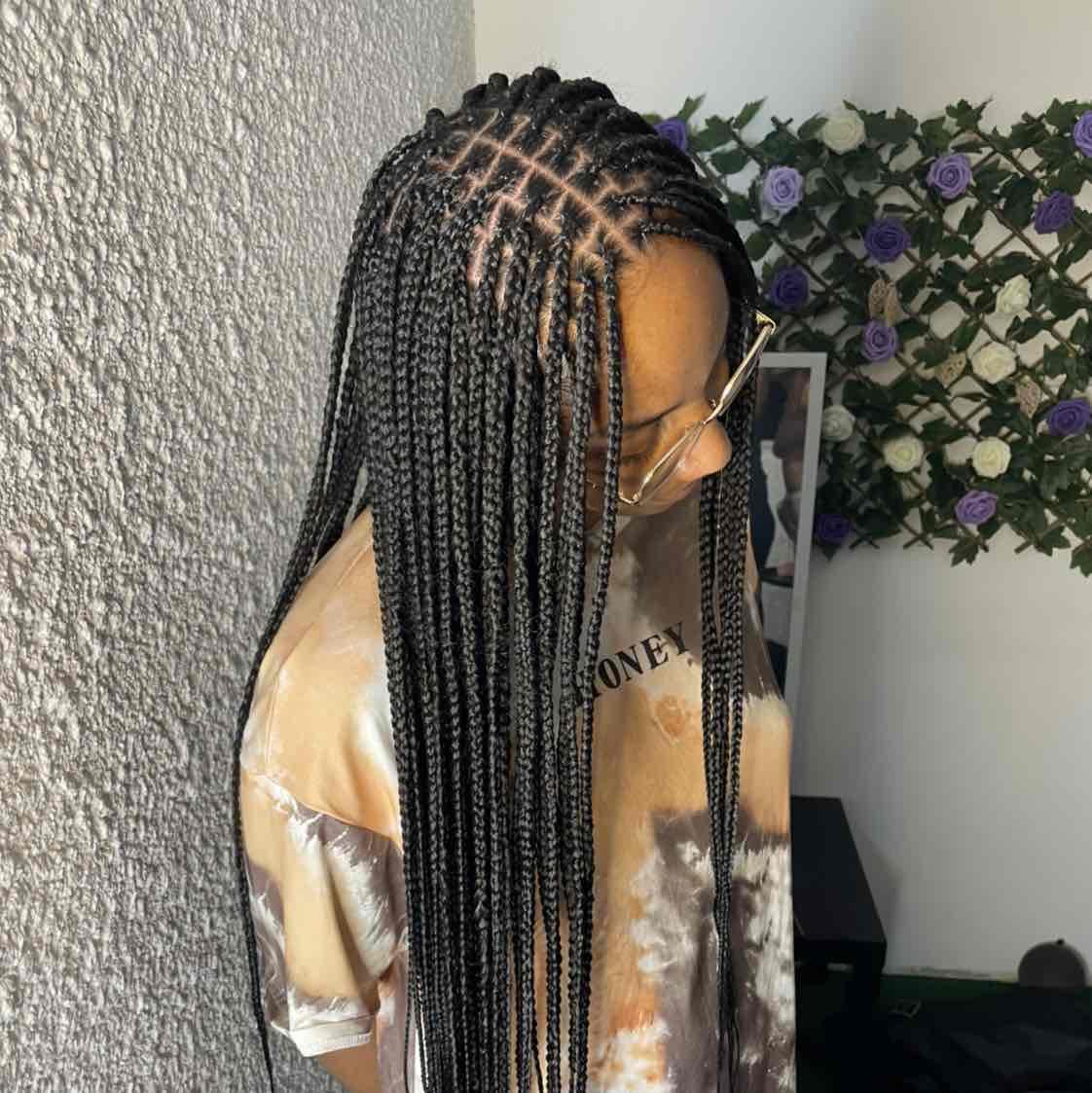 salon de coiffure afro tresse tresses box braids crochet braids vanilles tissages paris 75 77 78 91 92 93 94 95 IMXYDMKP