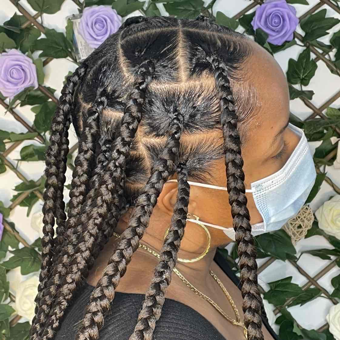 salon de coiffure afro tresse tresses box braids crochet braids vanilles tissages paris 75 77 78 91 92 93 94 95 TBYADZST