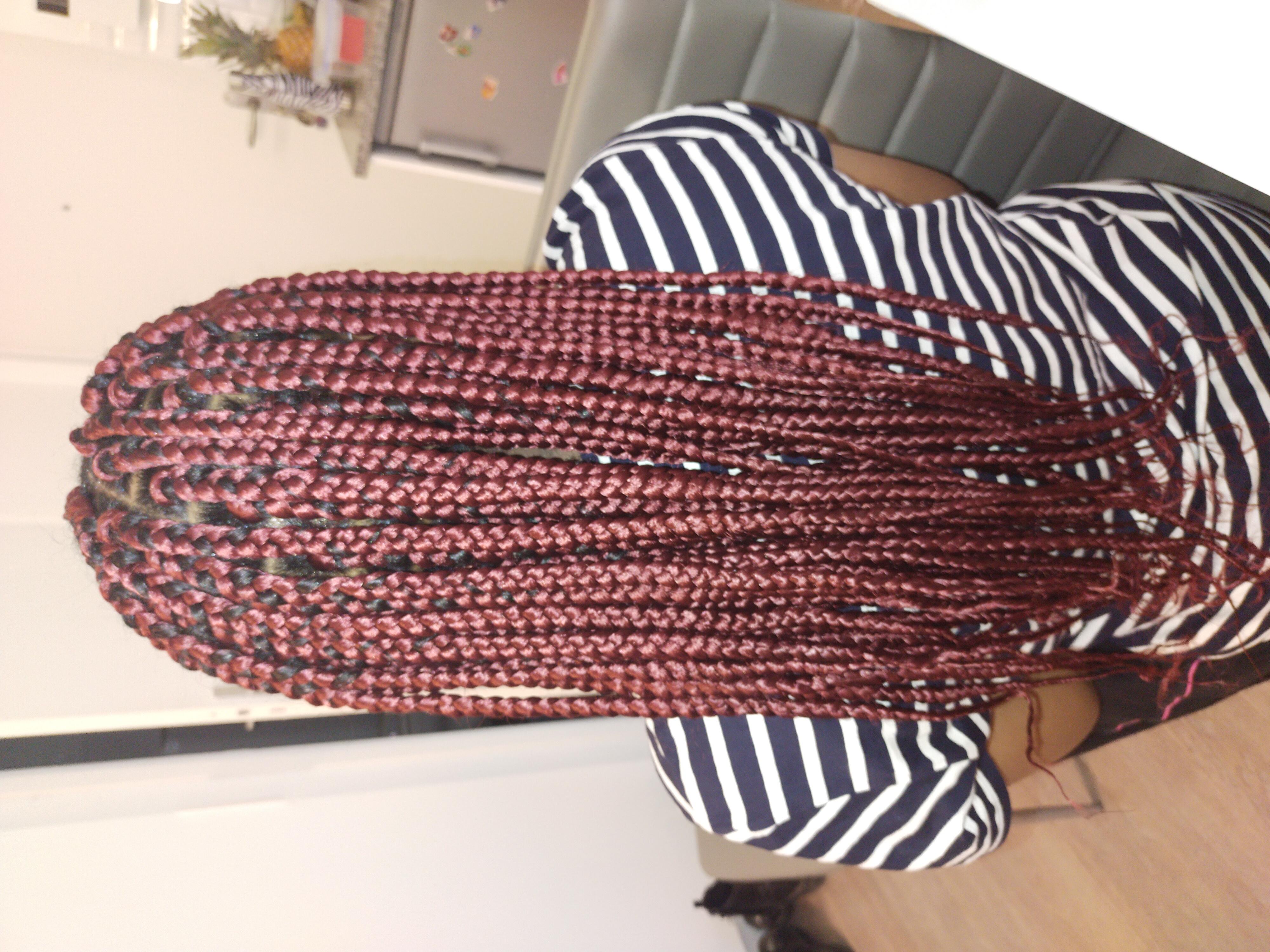 salon de coiffure afro tresse tresses box braids crochet braids vanilles tissages paris 75 77 78 91 92 93 94 95 GNAYWECS