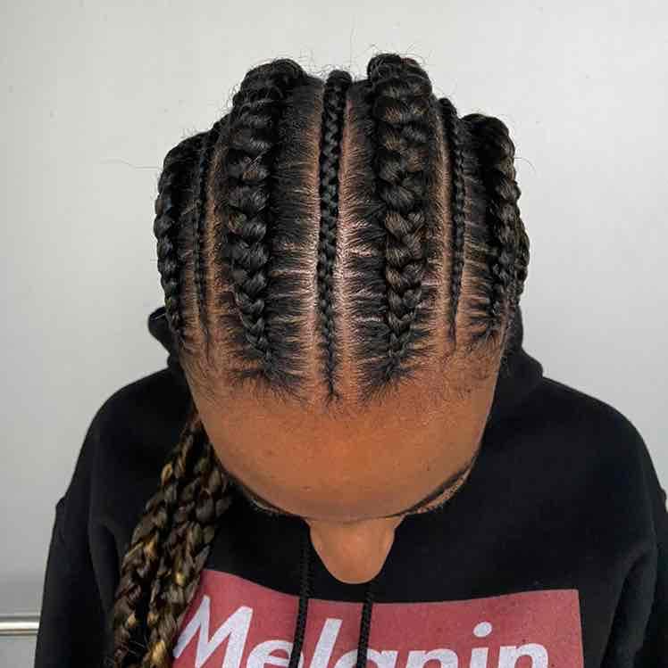 salon de coiffure afro tresse tresses box braids crochet braids vanilles tissages paris 75 77 78 91 92 93 94 95 WLFZWHEI