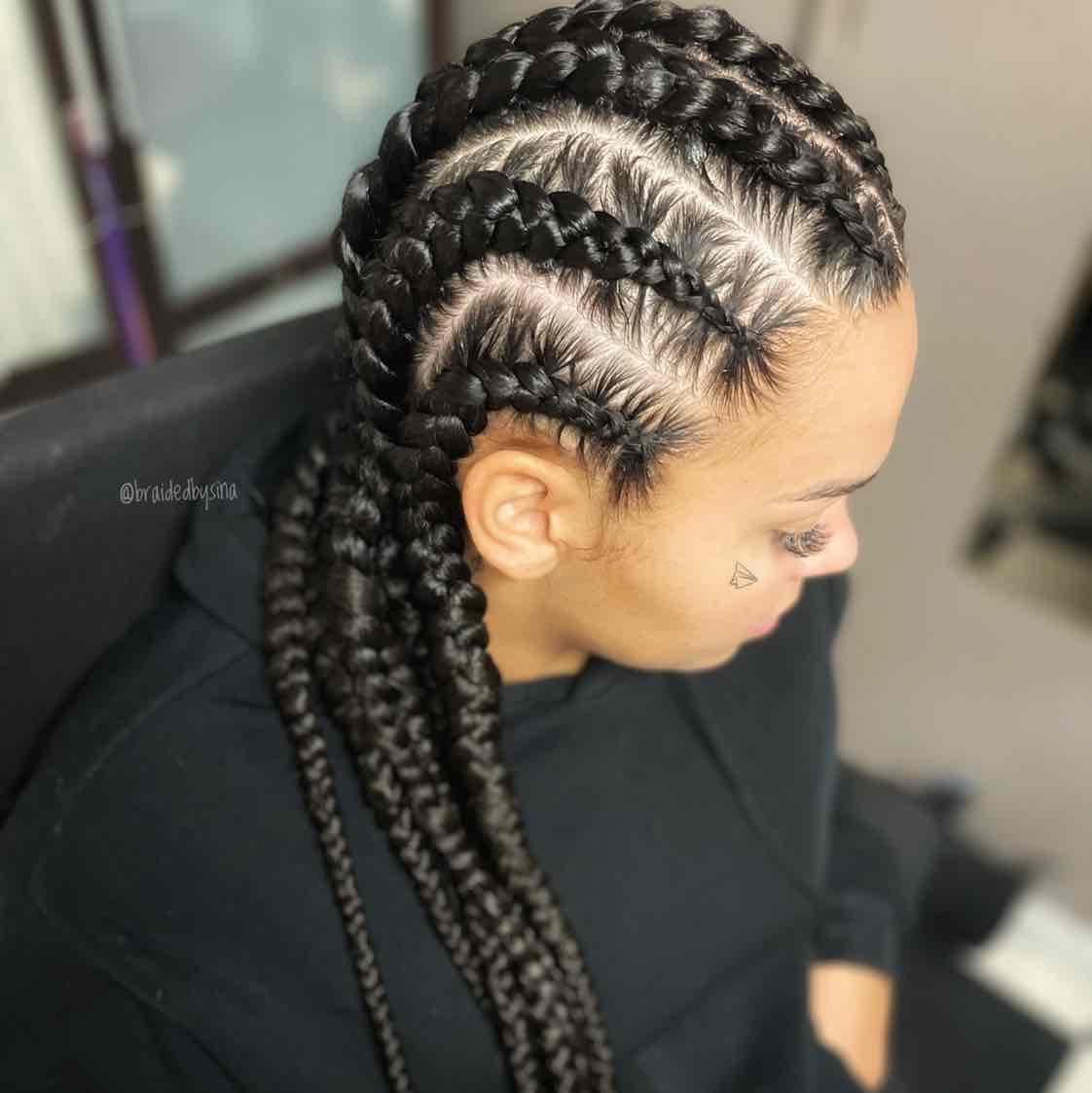 salon de coiffure afro tresse tresses box braids crochet braids vanilles tissages paris 75 77 78 91 92 93 94 95 KXZKDPJC