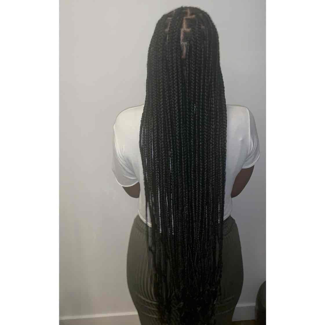 salon de coiffure afro tresse tresses box braids crochet braids vanilles tissages paris 75 77 78 91 92 93 94 95 SBACXTUO