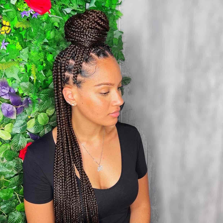 salon de coiffure afro tresse tresses box braids crochet braids vanilles tissages paris 75 77 78 91 92 93 94 95 QJWUZXRR