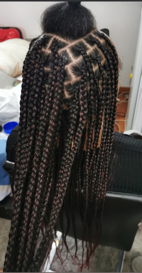 salon de coiffure afro tresse tresses box braids crochet braids vanilles tissages paris 75 77 78 91 92 93 94 95 BIGOUKIO