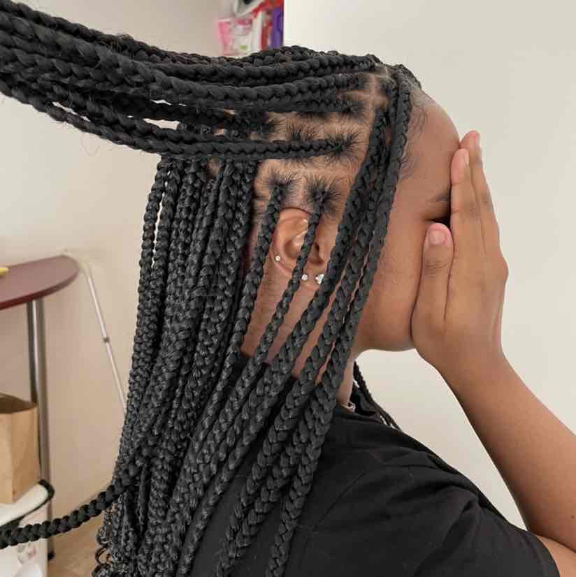 salon de coiffure afro tresse tresses box braids crochet braids vanilles tissages paris 75 77 78 91 92 93 94 95 AFARAXGW