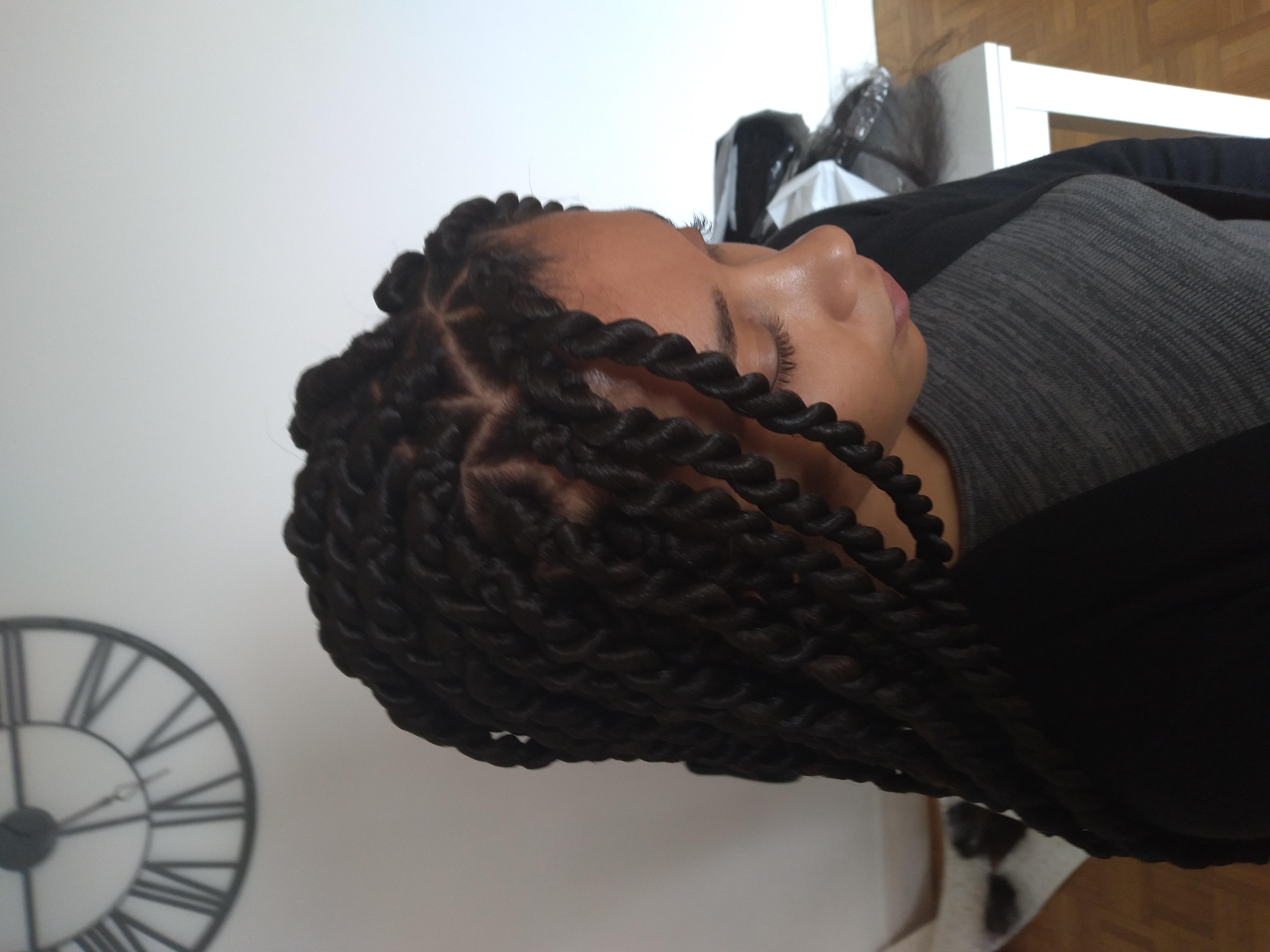 salon de coiffure afro tresse tresses box braids crochet braids vanilles tissages paris 75 77 78 91 92 93 94 95 RWVRFODF