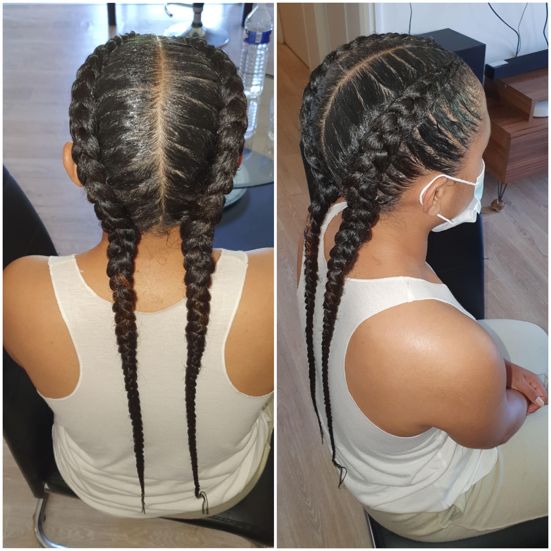 salon de coiffure afro tresse tresses box braids crochet braids vanilles tissages paris 75 77 78 91 92 93 94 95 ADPLIUCZ