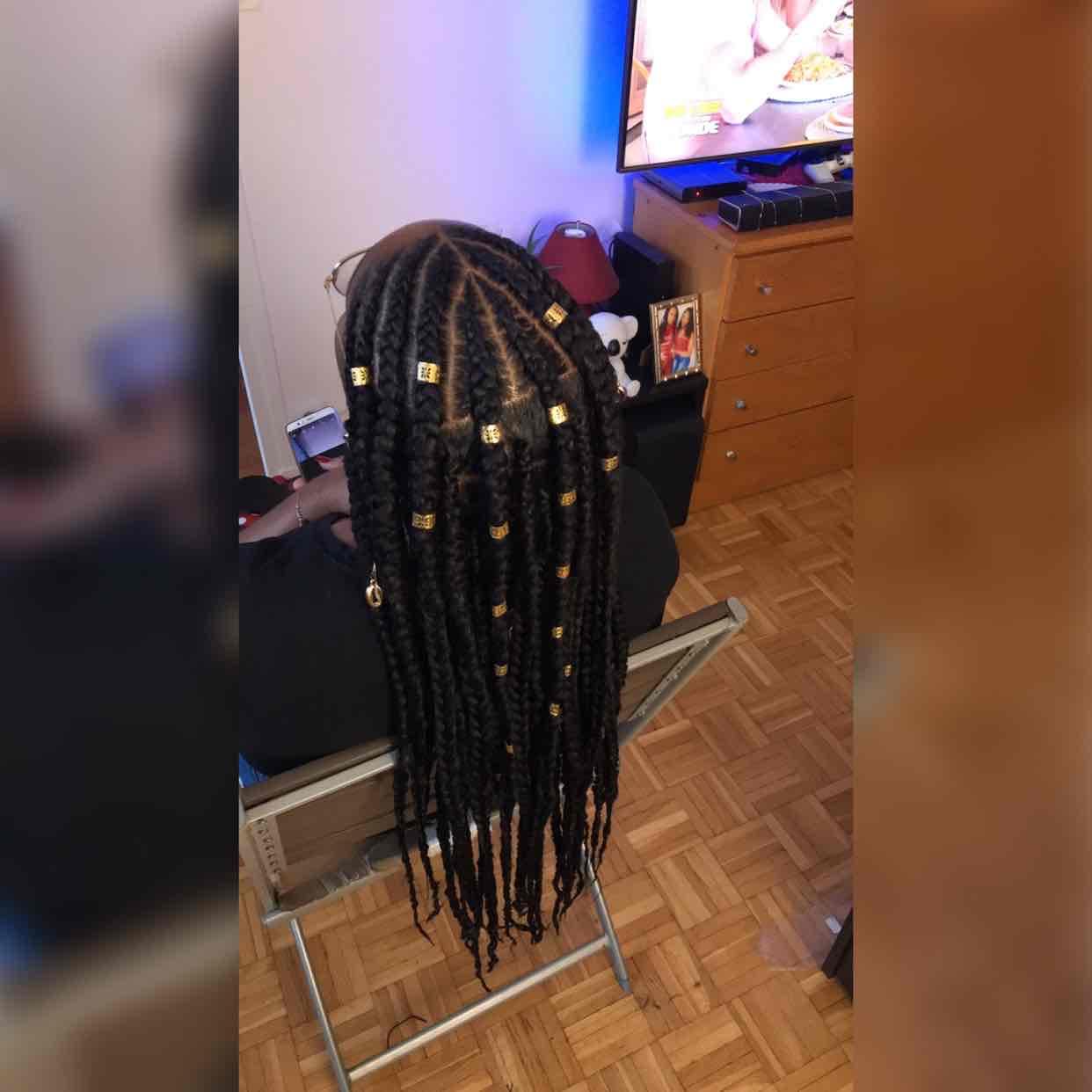 salon de coiffure afro tresse tresses box braids crochet braids vanilles tissages paris 75 77 78 91 92 93 94 95 AXCCLVRY