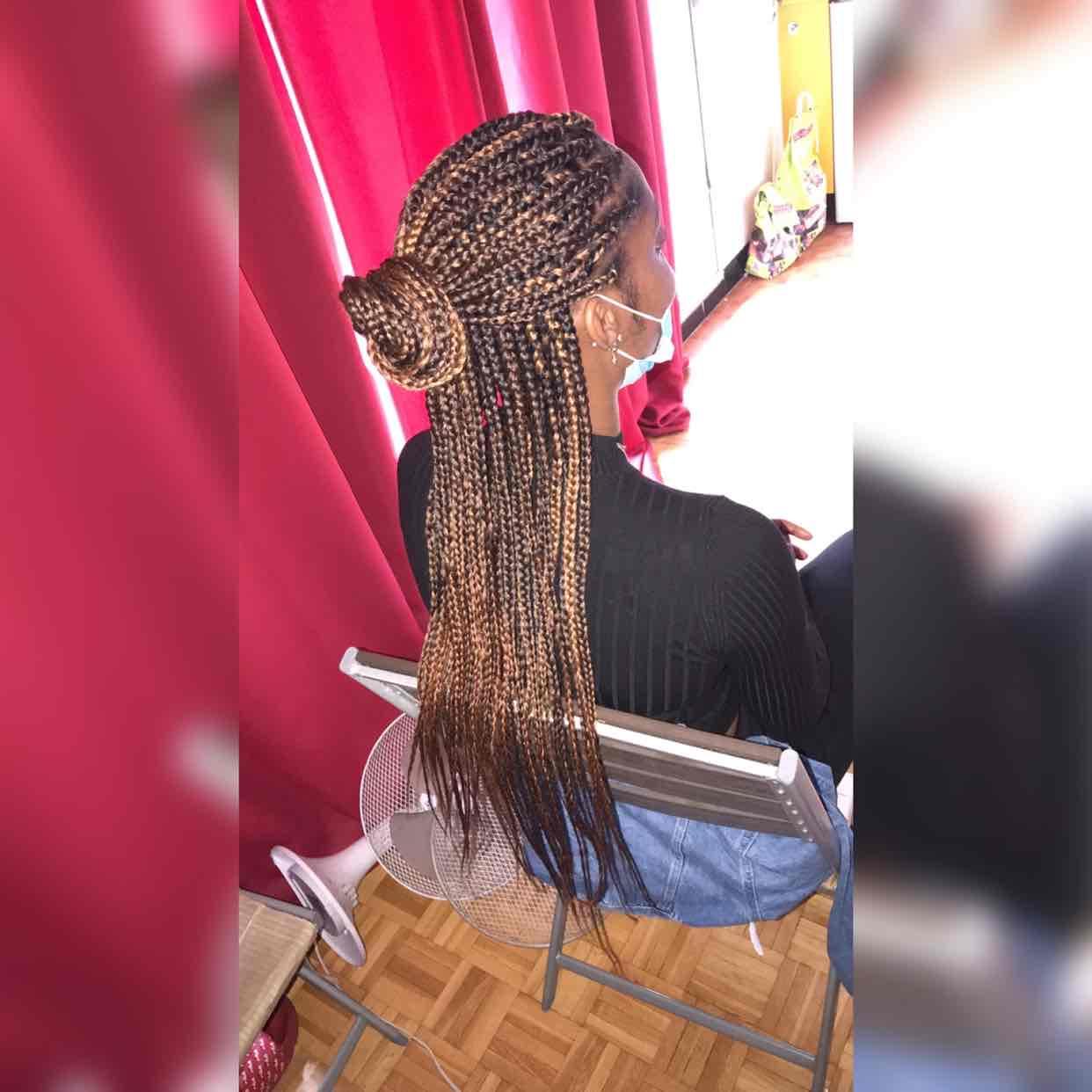 salon de coiffure afro tresse tresses box braids crochet braids vanilles tissages paris 75 77 78 91 92 93 94 95 BRULWFIJ