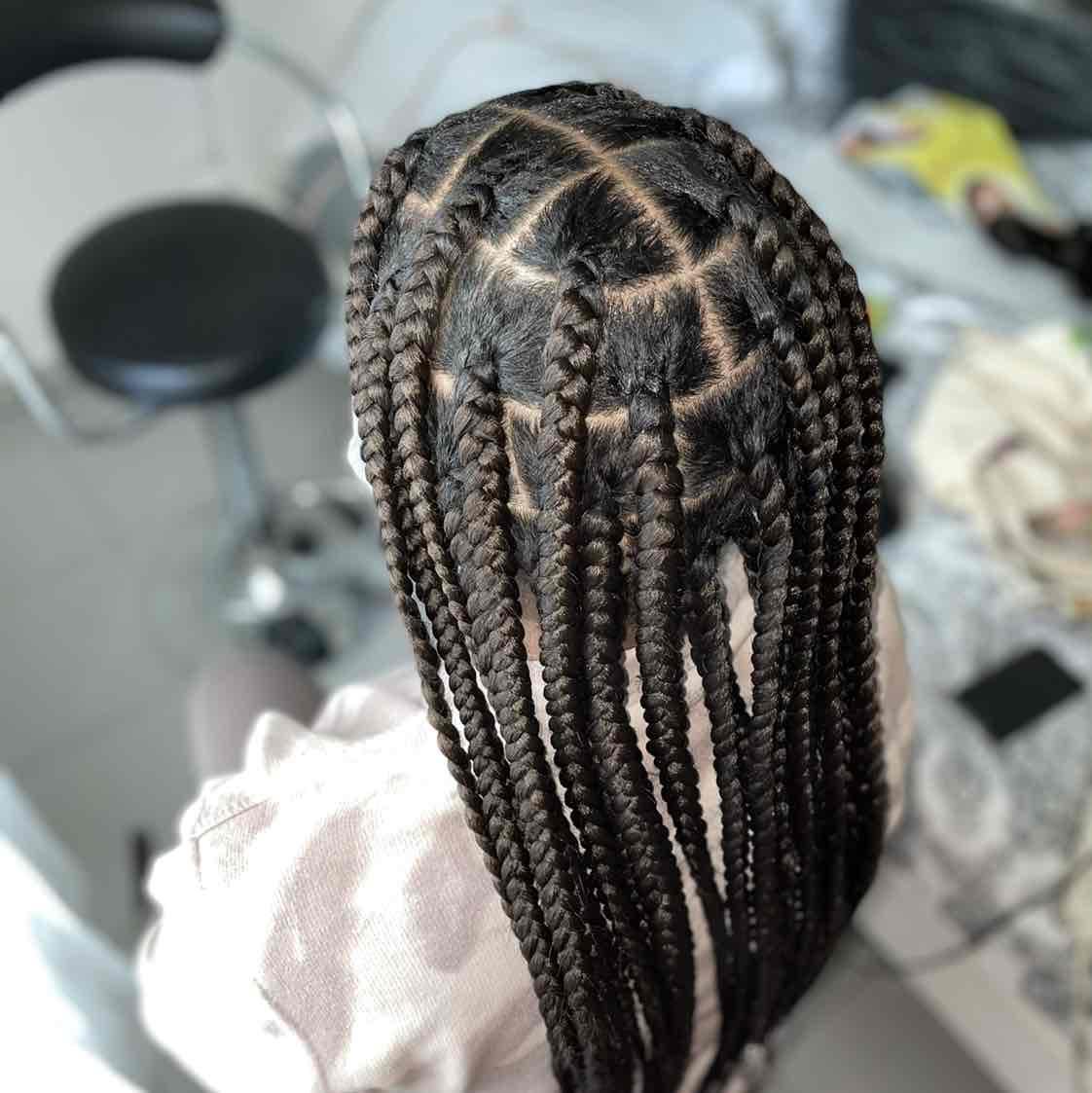 salon de coiffure afro tresse tresses box braids crochet braids vanilles tissages paris 75 77 78 91 92 93 94 95 DIQVNYKB