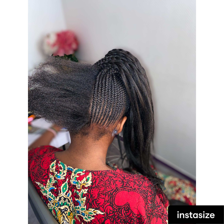 salon de coiffure afro tresse tresses box braids crochet braids vanilles tissages paris 75 77 78 91 92 93 94 95 BIBIKVPH