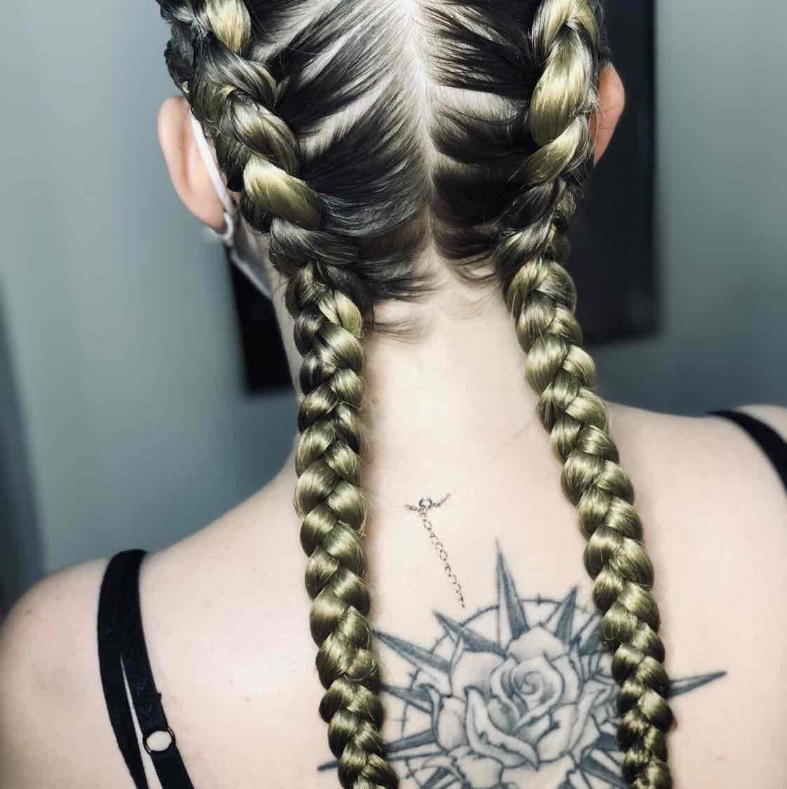 salon de coiffure afro tresse tresses box braids crochet braids vanilles tissages paris 75 77 78 91 92 93 94 95 KBEACWUR