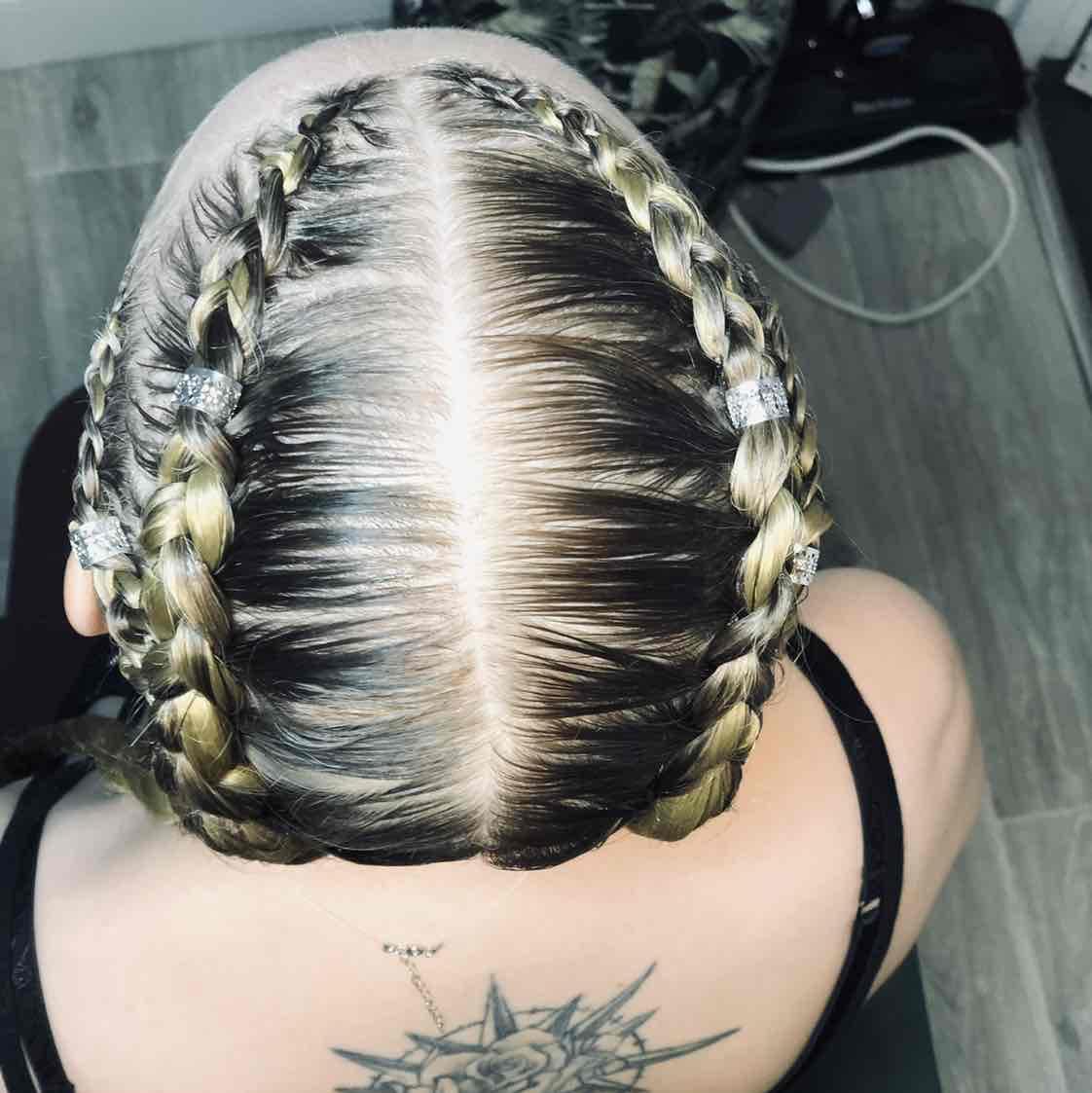 salon de coiffure afro tresse tresses box braids crochet braids vanilles tissages paris 75 77 78 91 92 93 94 95 MNQVDLZX